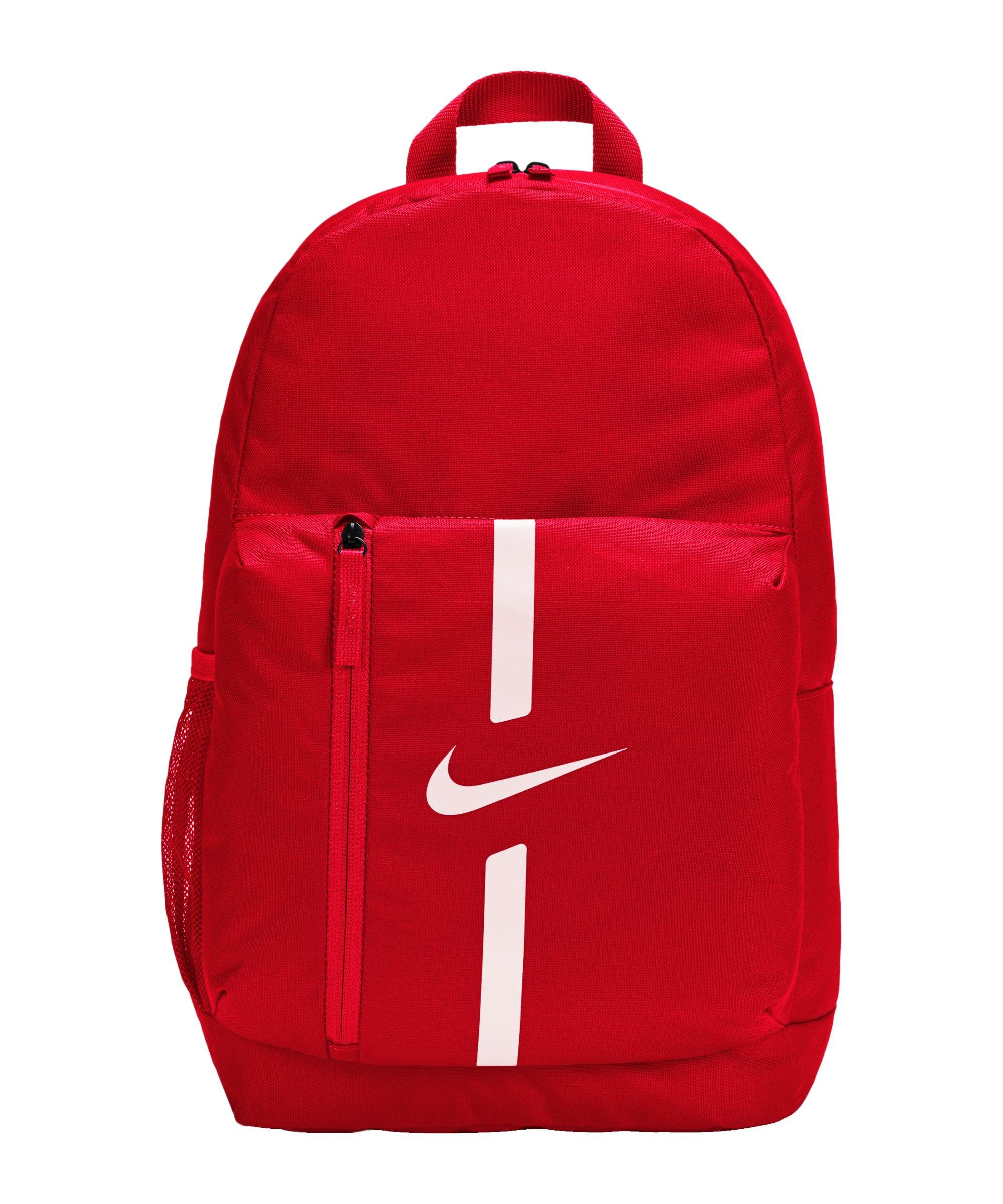 Nike Academy Team Rucksack Kids Rot F657 - rot