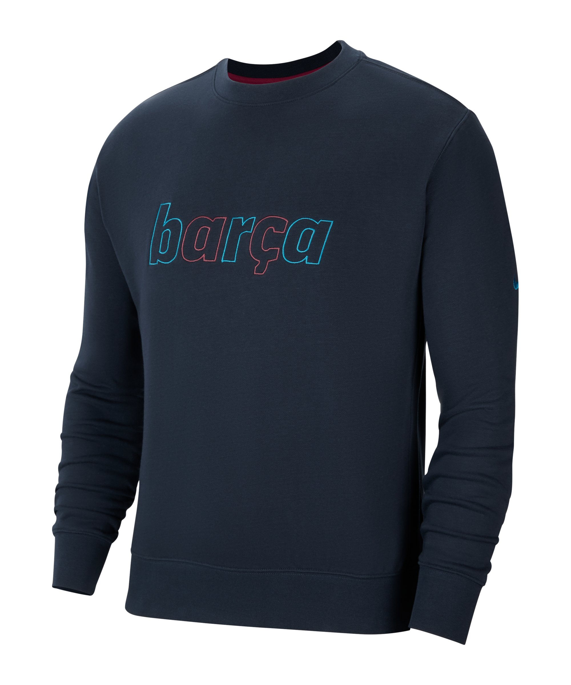 Nike FC Barcelona Club Sweatshirt F451 - blau
