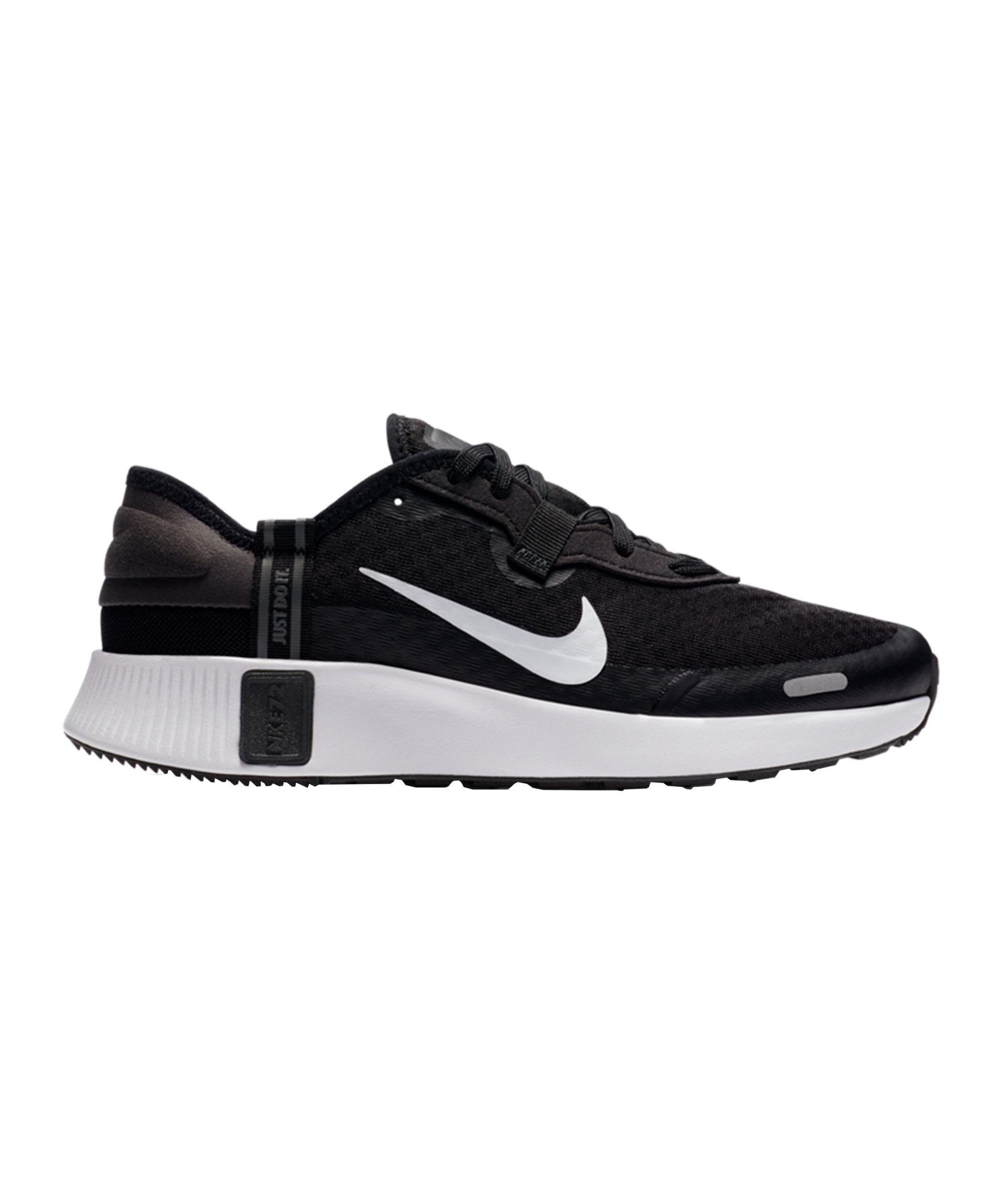 Nike Reposto Kids (GS) Schwarz Weiss F012 - schwarz