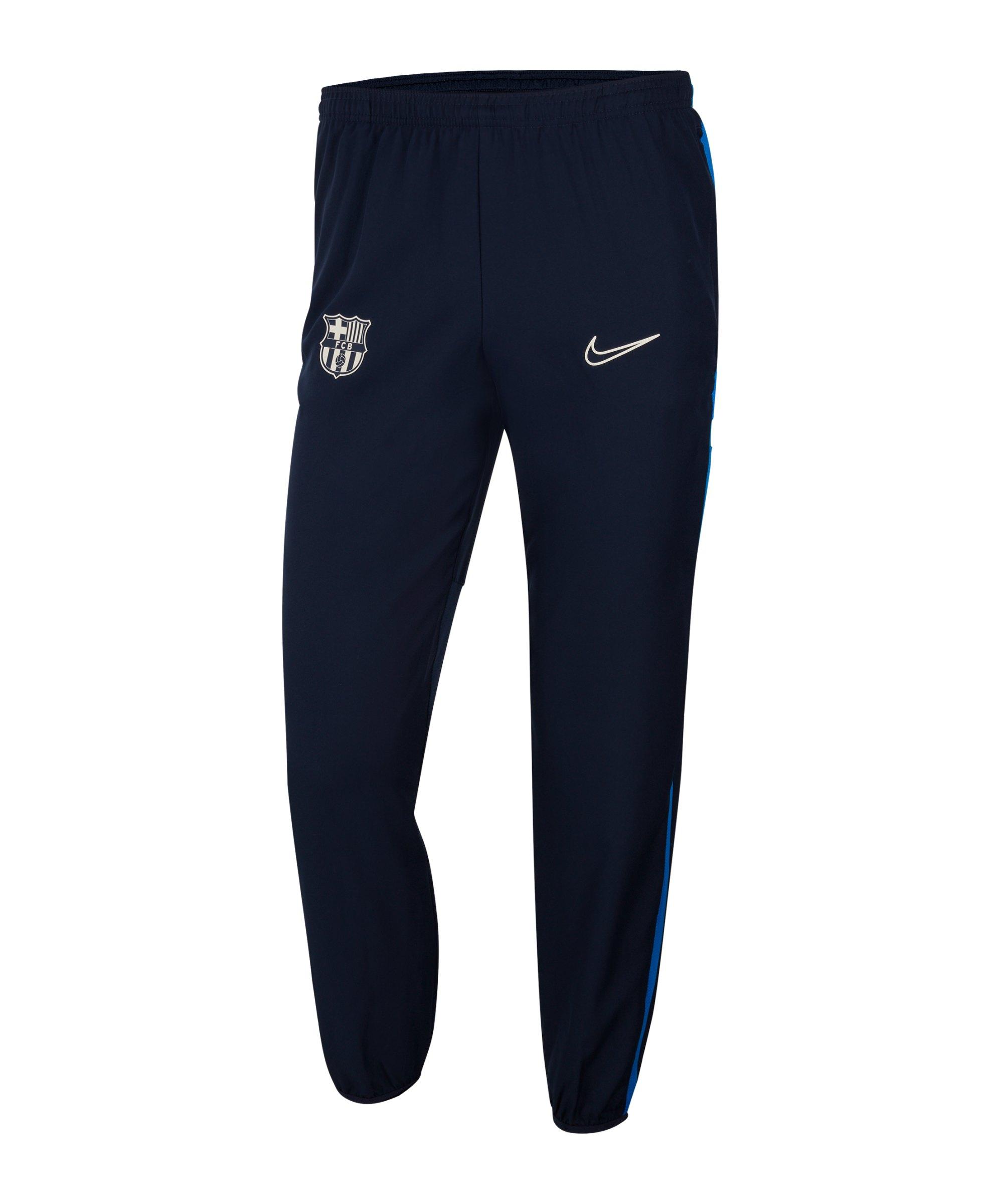 Nike FC Barcelona Academy Trainingshose F451 - blau