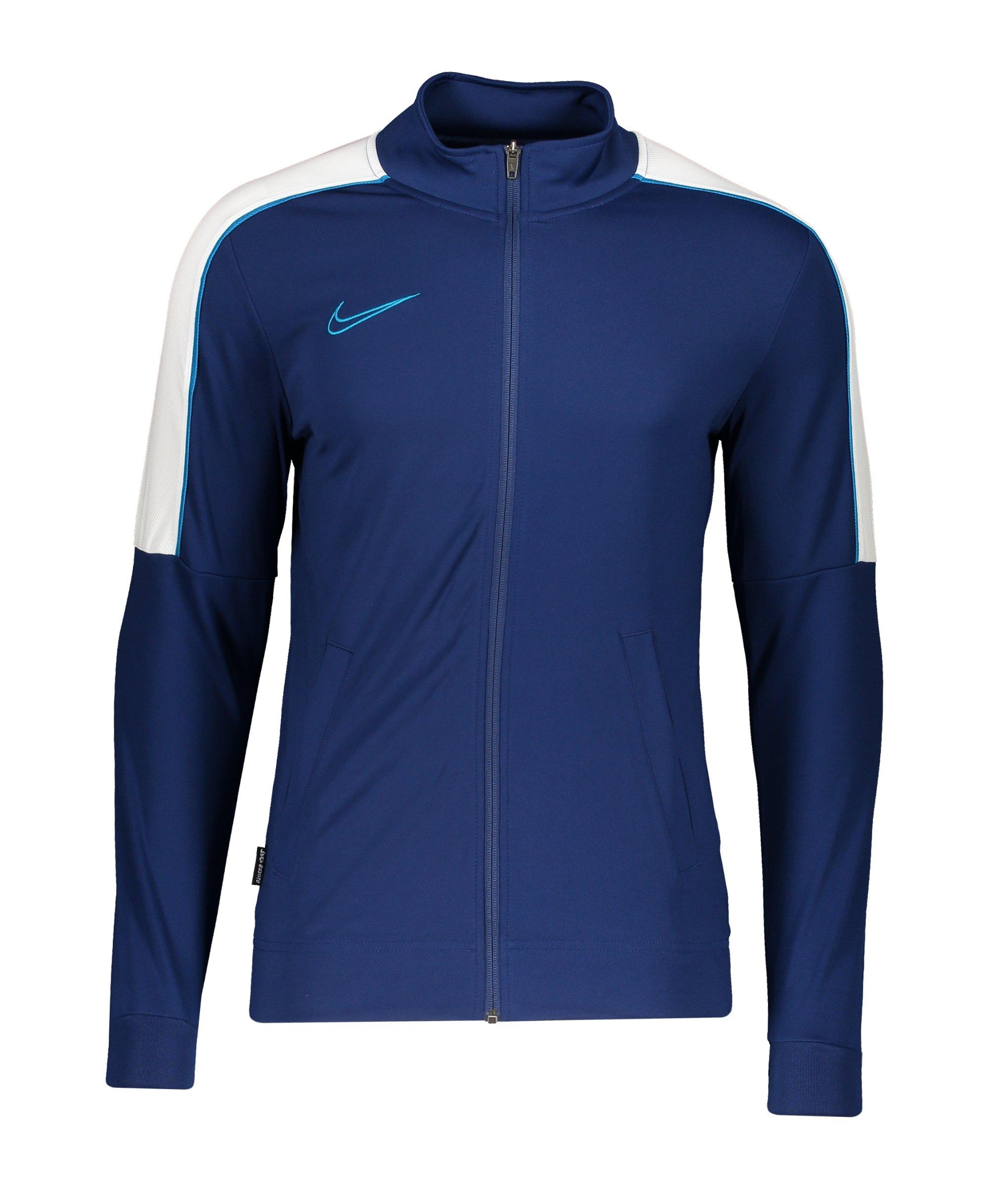 Nike Academy Trainingsjacke Blau F492 - blau