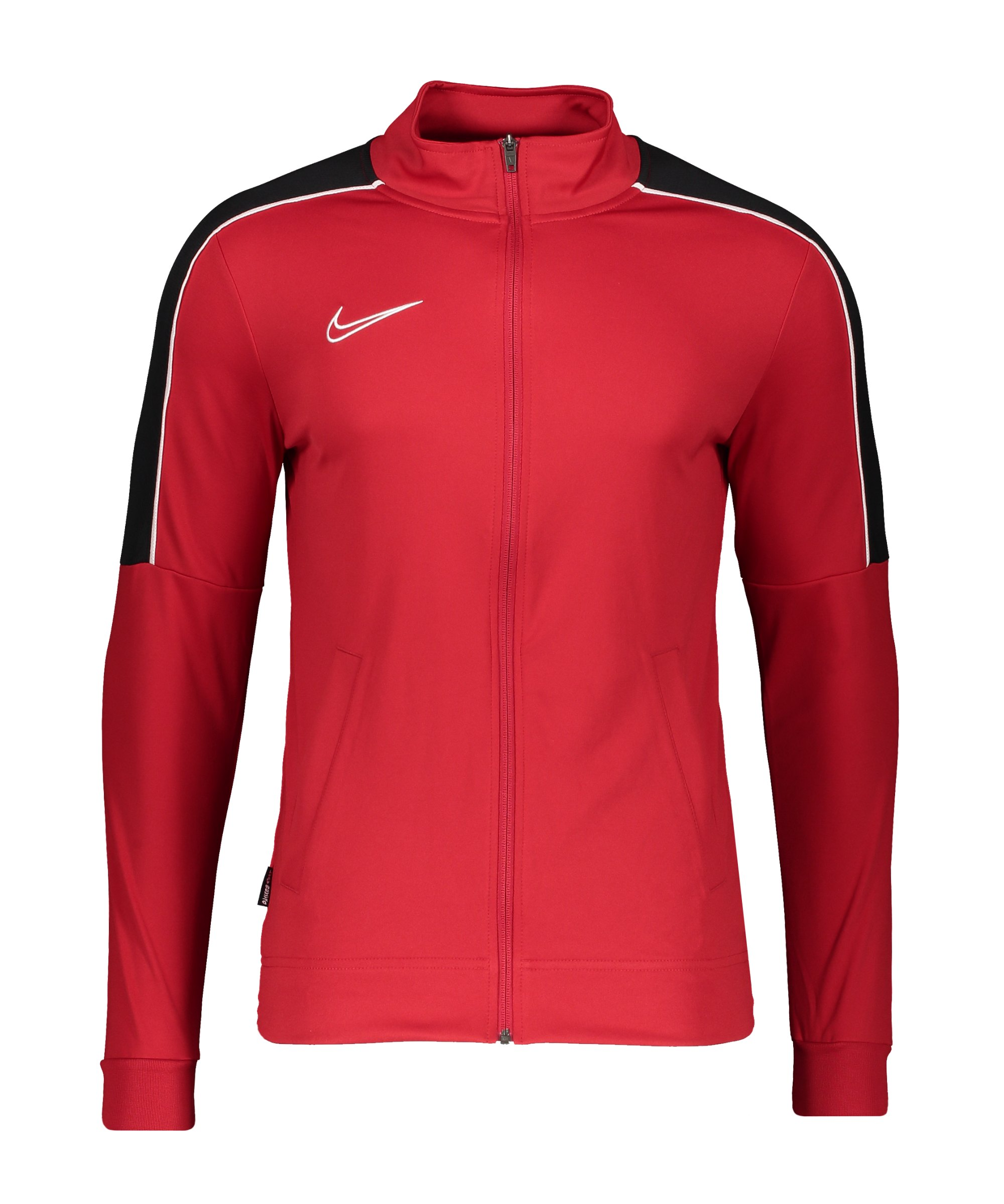 Nike Academy Trainingsjacke Rot F687 - rot