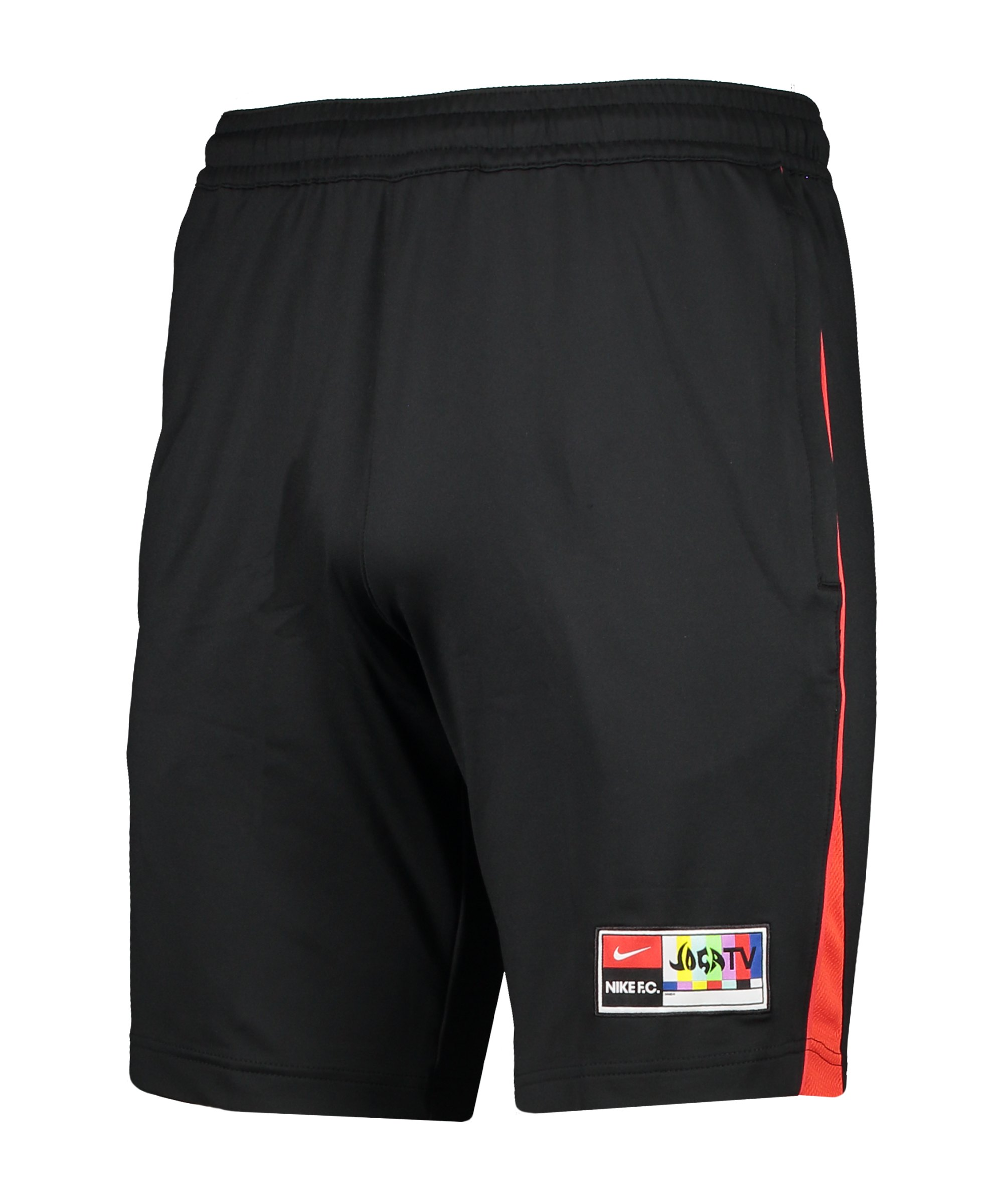 Nike F.C. Joga Bonito Short Schwarz F010 - schwarz