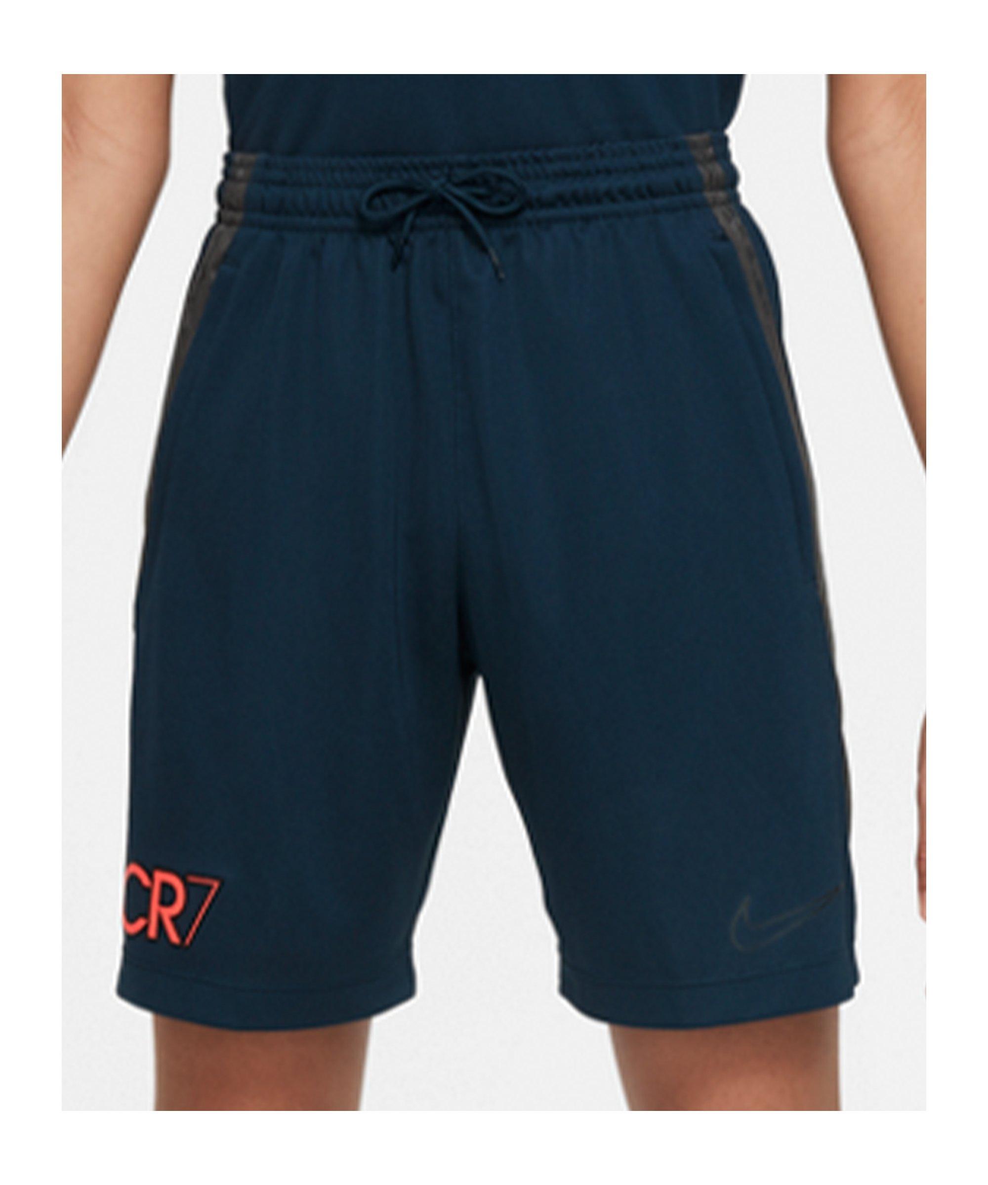Nike CR7 Short Kids Blau F454 - blau