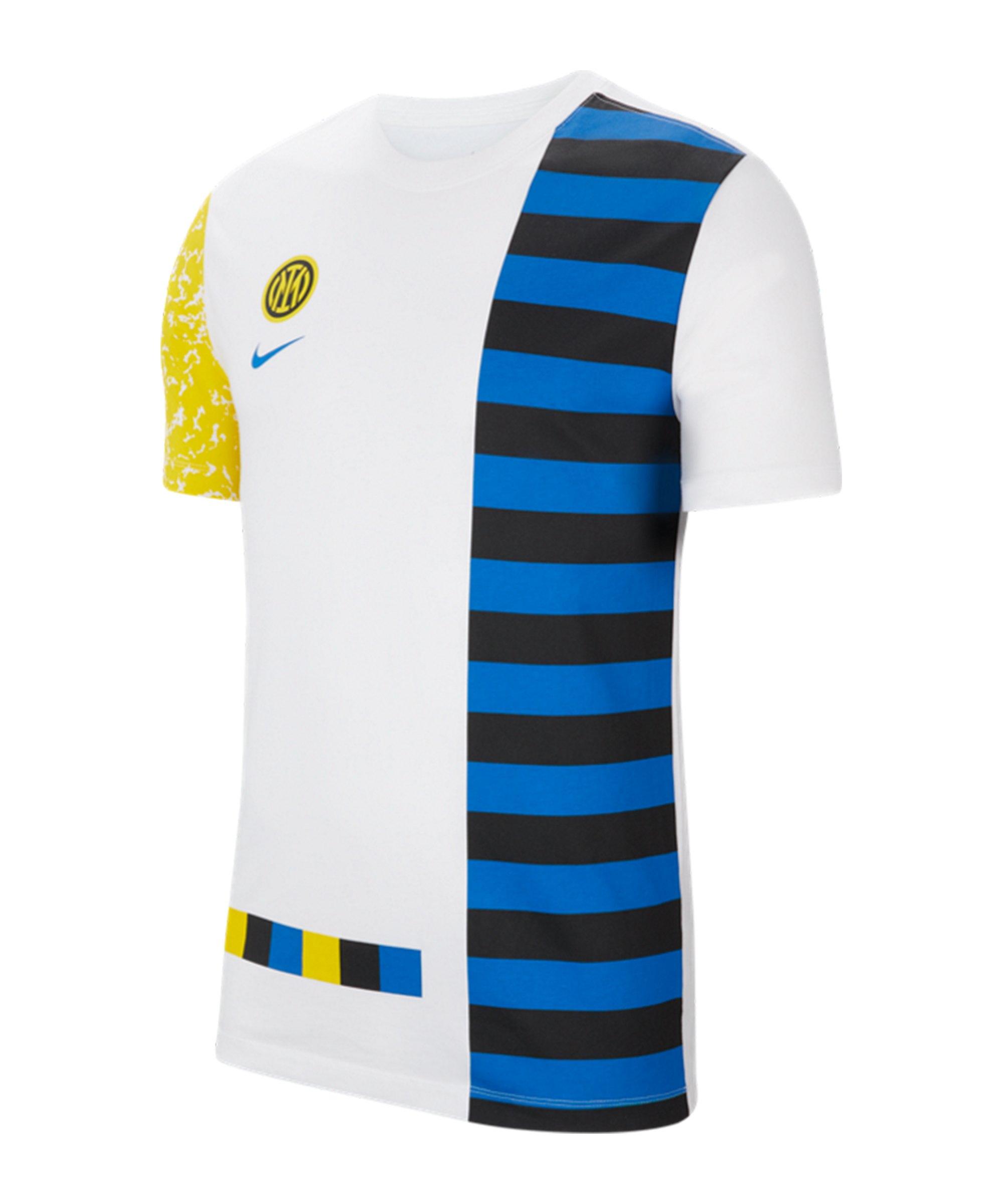 Nike Inter Mailand Salone T-Shirt F100 - weiss