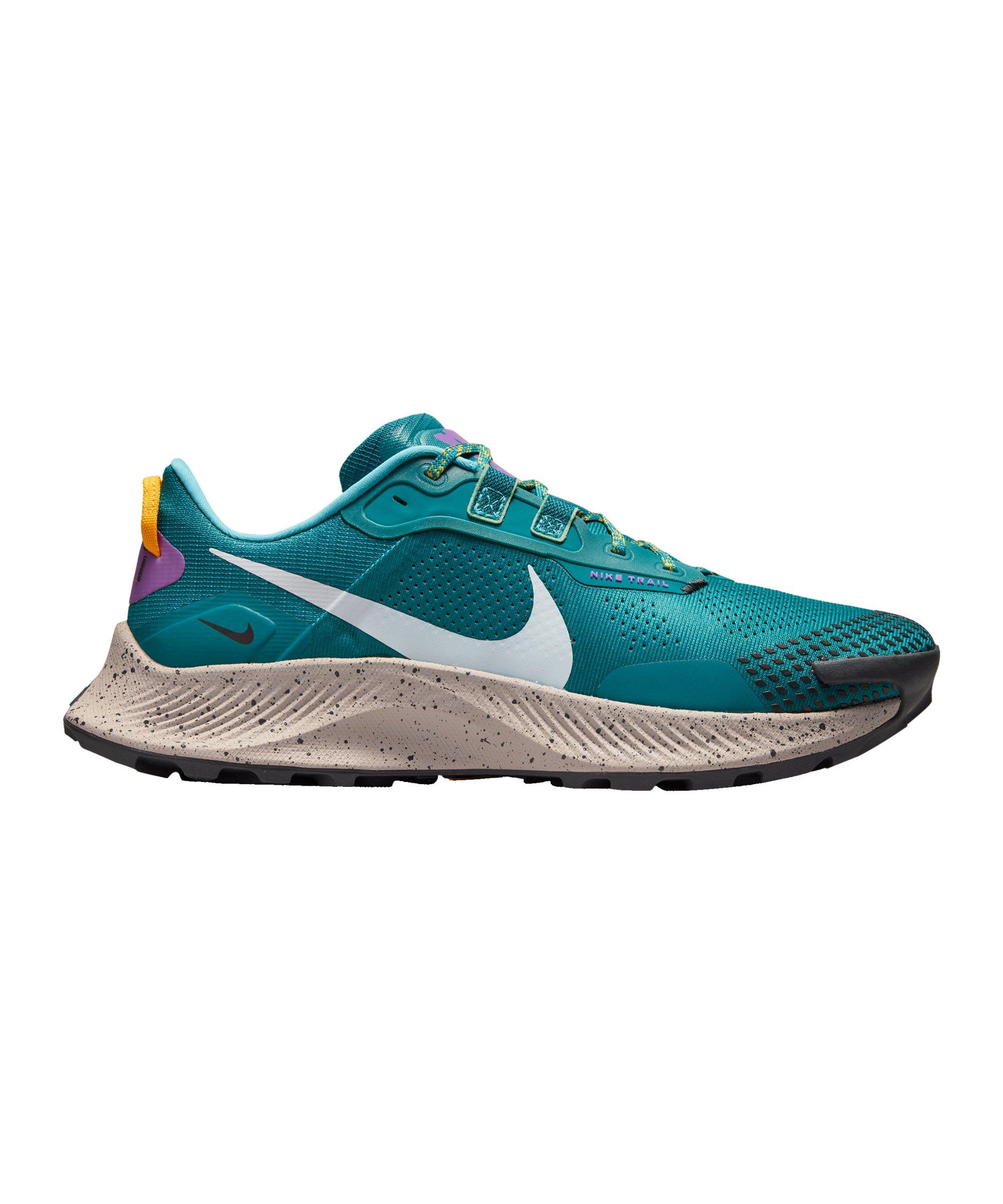 Nike Pegasus Trail 3 Running Blau F300 - gruen