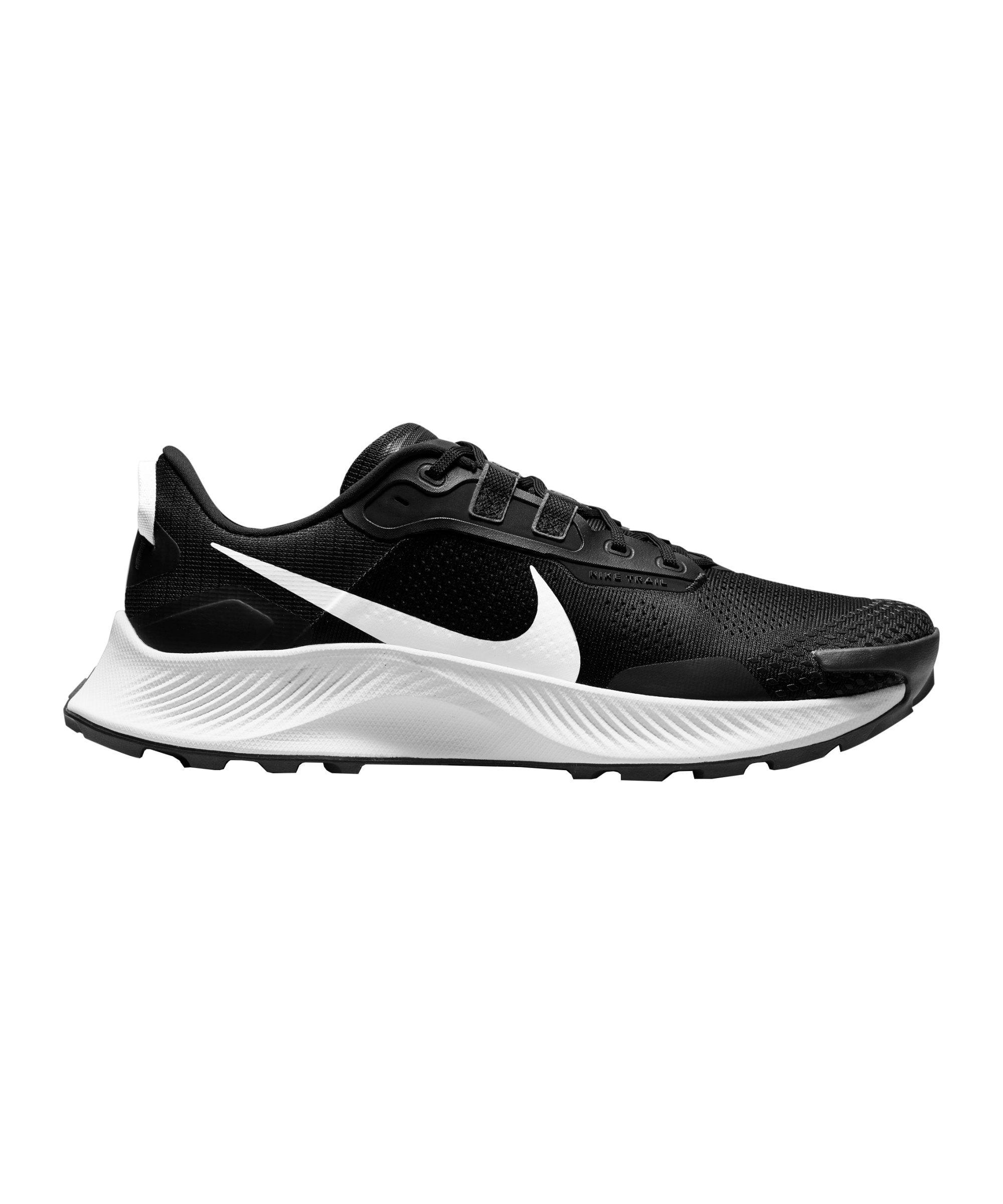 Nike Pegasus Trail 3 Running Schwarz F001 - schwarz