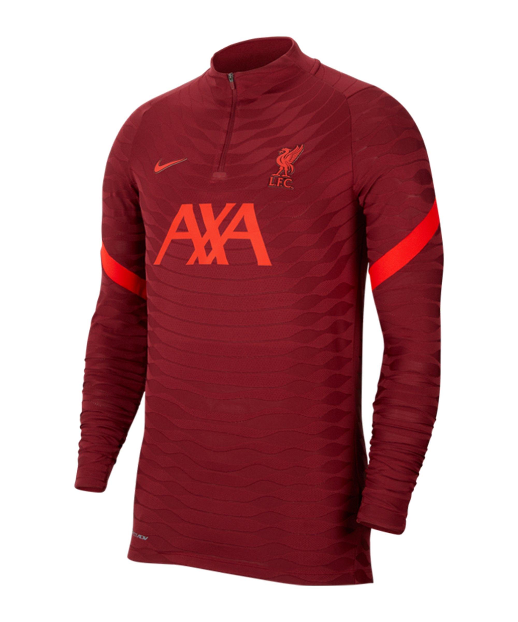 Nike FC Liverpool ADV Elite Drill Sweatshirt F678 - rot