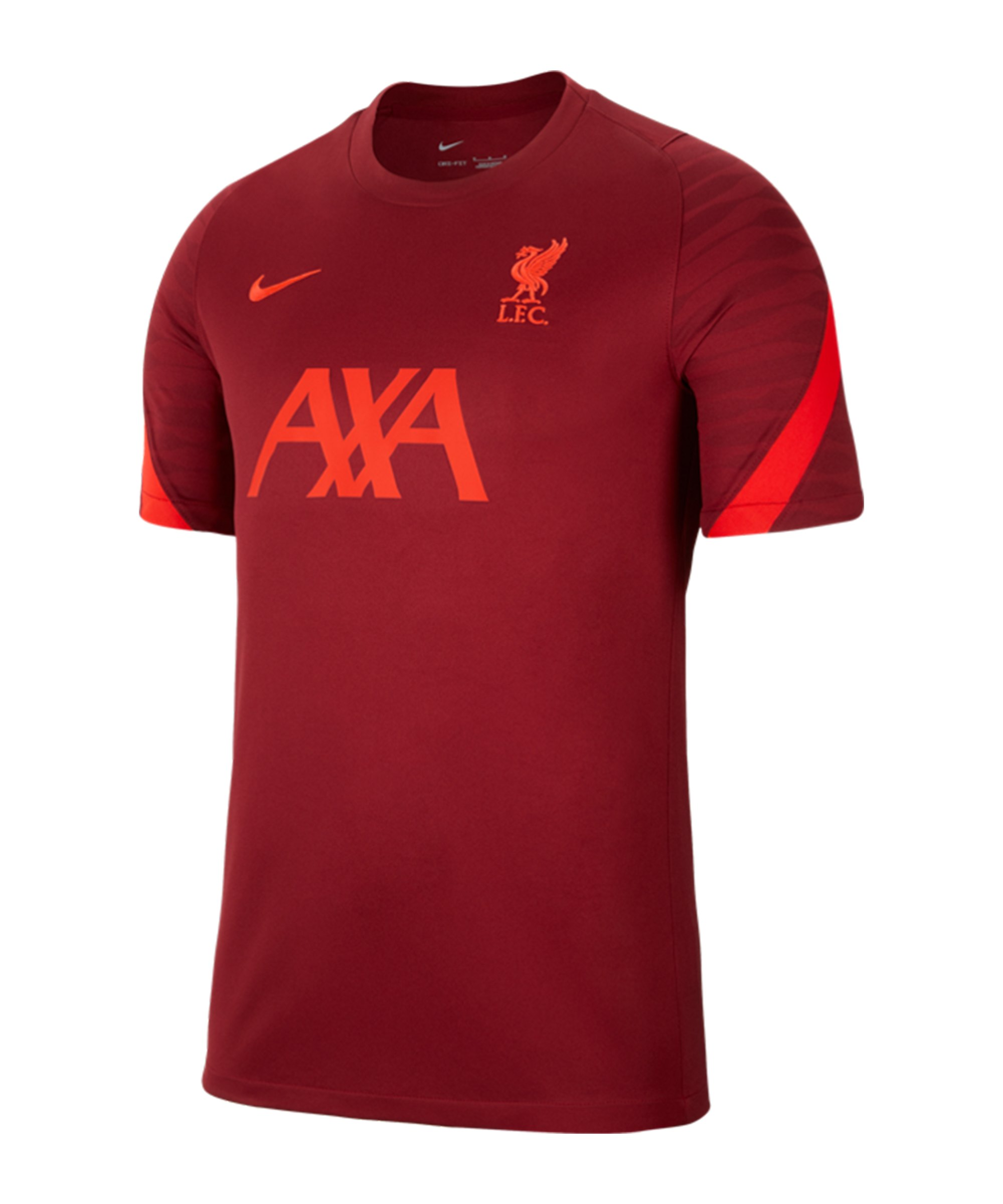 Nike FC Liverpool Strike T-Shirt F678 - rot