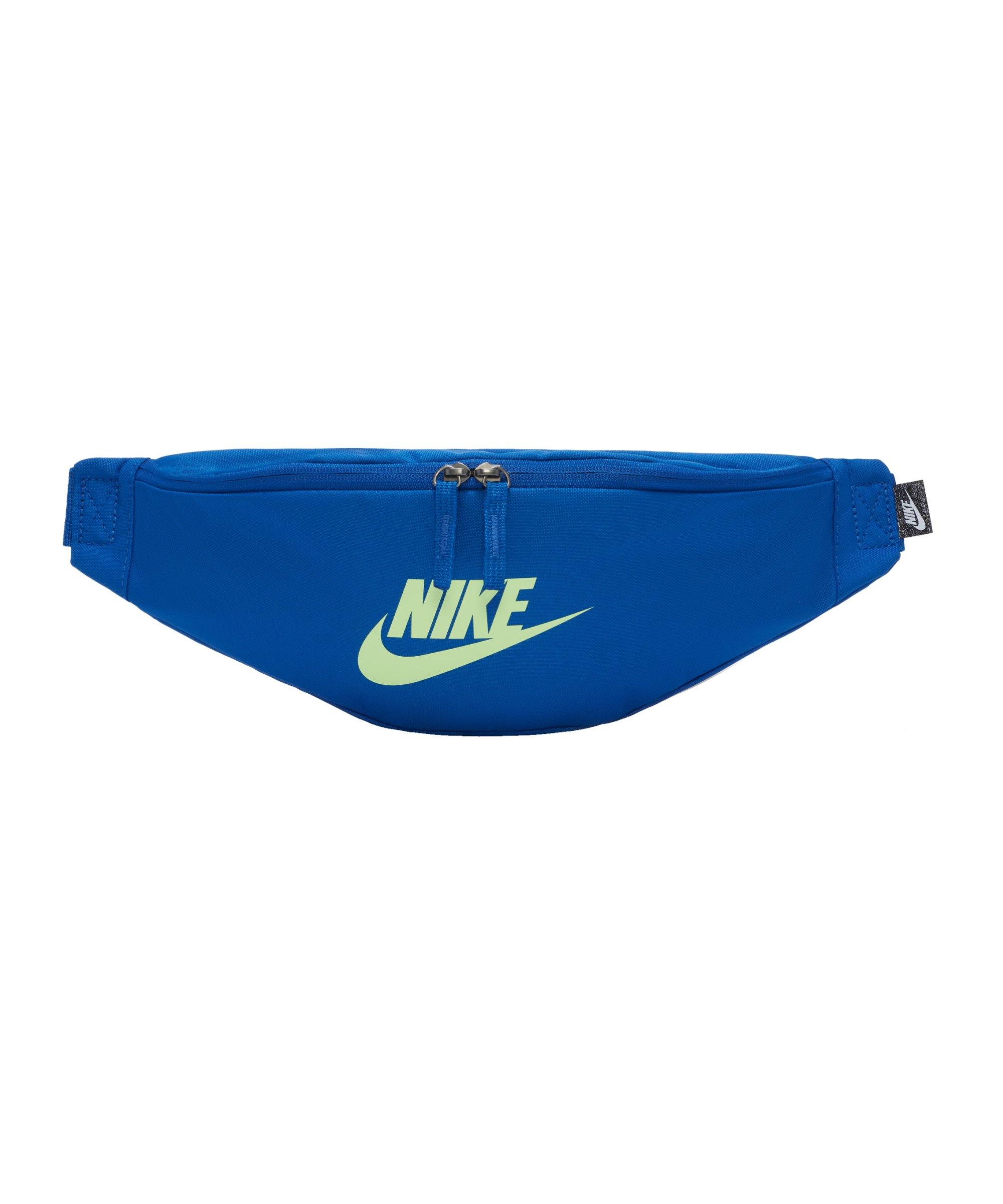 Nike Heritage Hüfttasche Blau F480 - blau