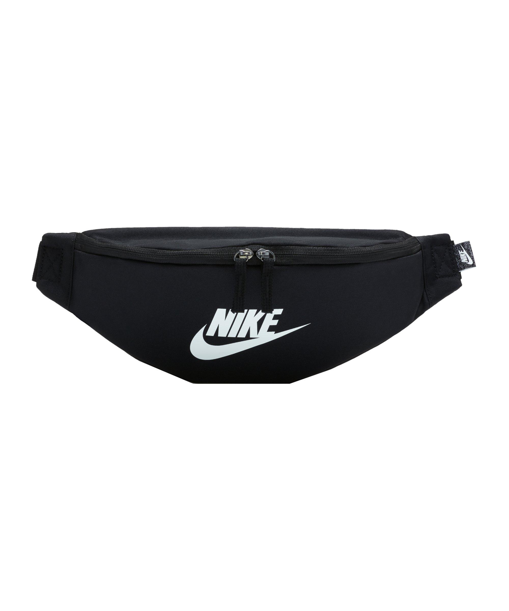 Nike Heritage Hüfttasche Schwarz F010 - schwarz