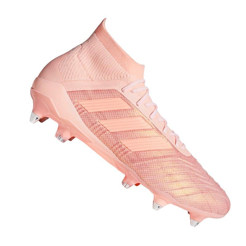 adidas Predator 18.1 SG Rosa - rosa