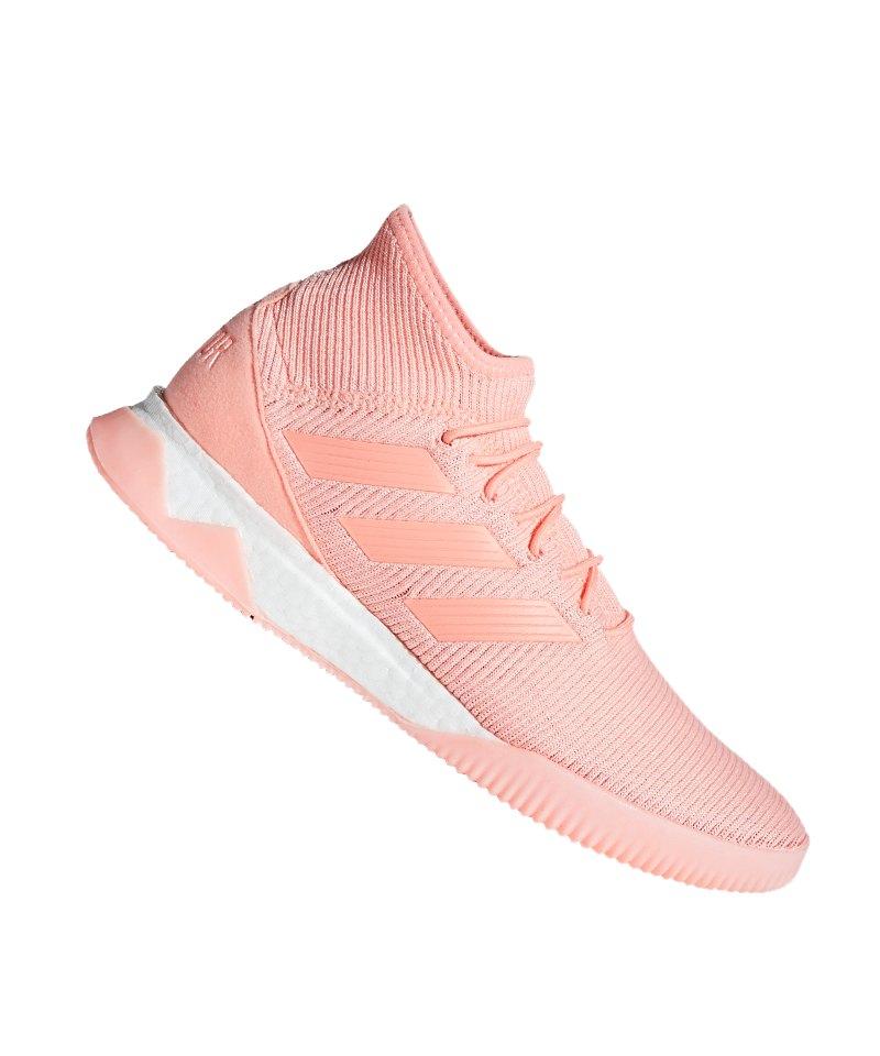 adidas Predator Tango 18.1 TR Rosa - rosa