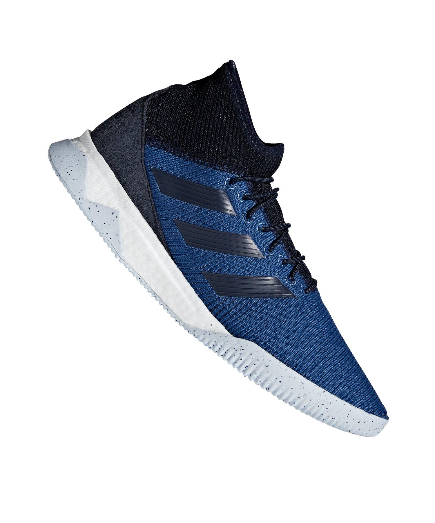 adidas Predator Tango 18.1 TR Blau - blau