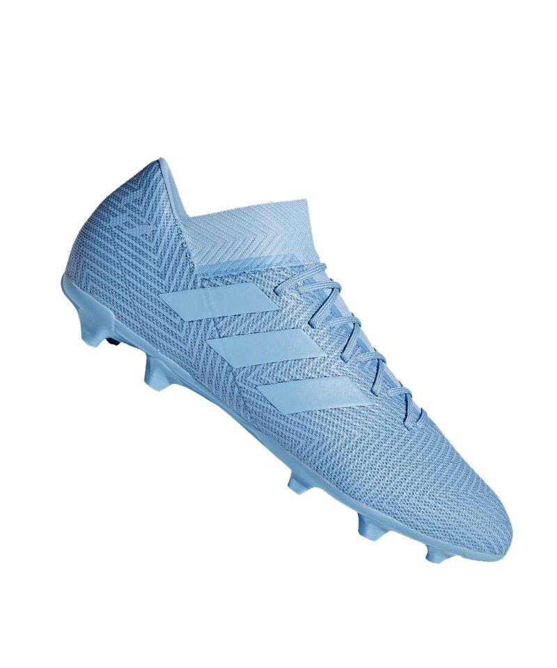 adidas NEMEZIZ Messi 18.3 FG Blau - blau