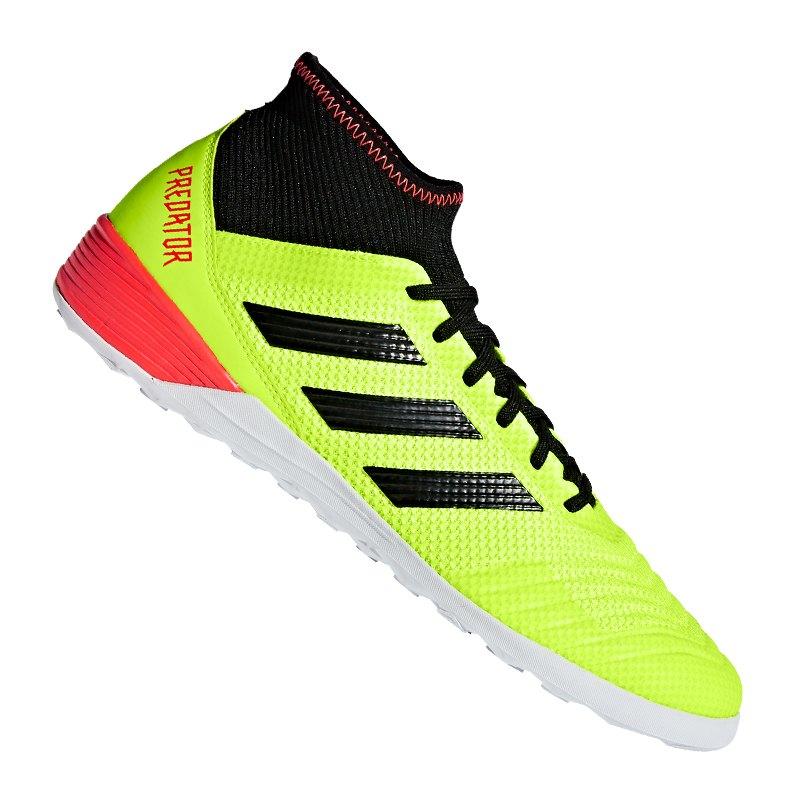 adidas Predator Tango 18.3 IN Gelb Schwarz - gelb