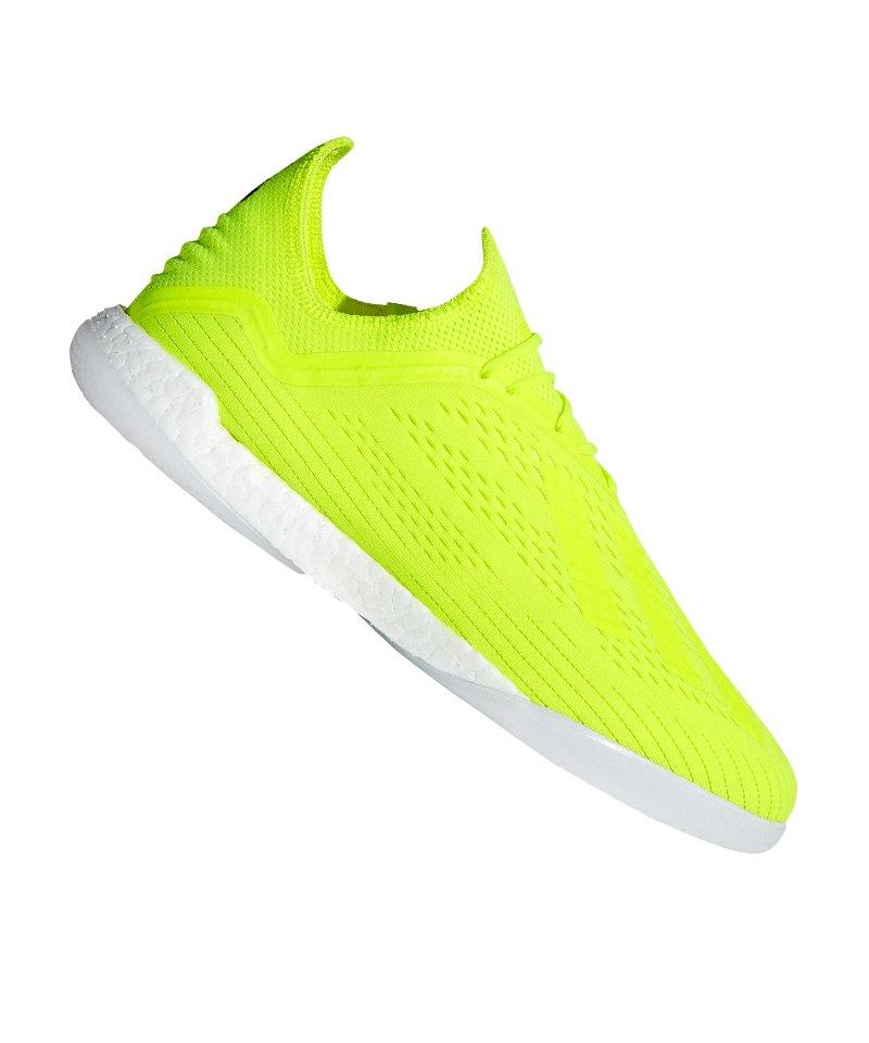 adidas X Tango 18.1 TR Gelb - gelb