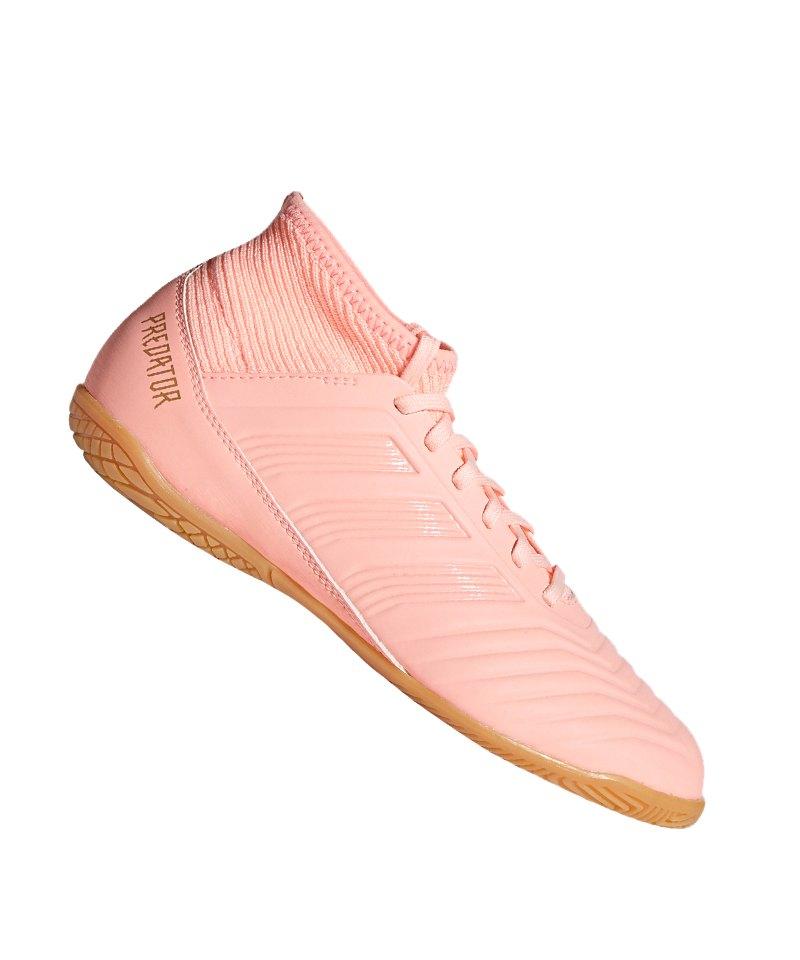adidas Predator Tango 18.3 IN Halle J Kids Rosa - rosa