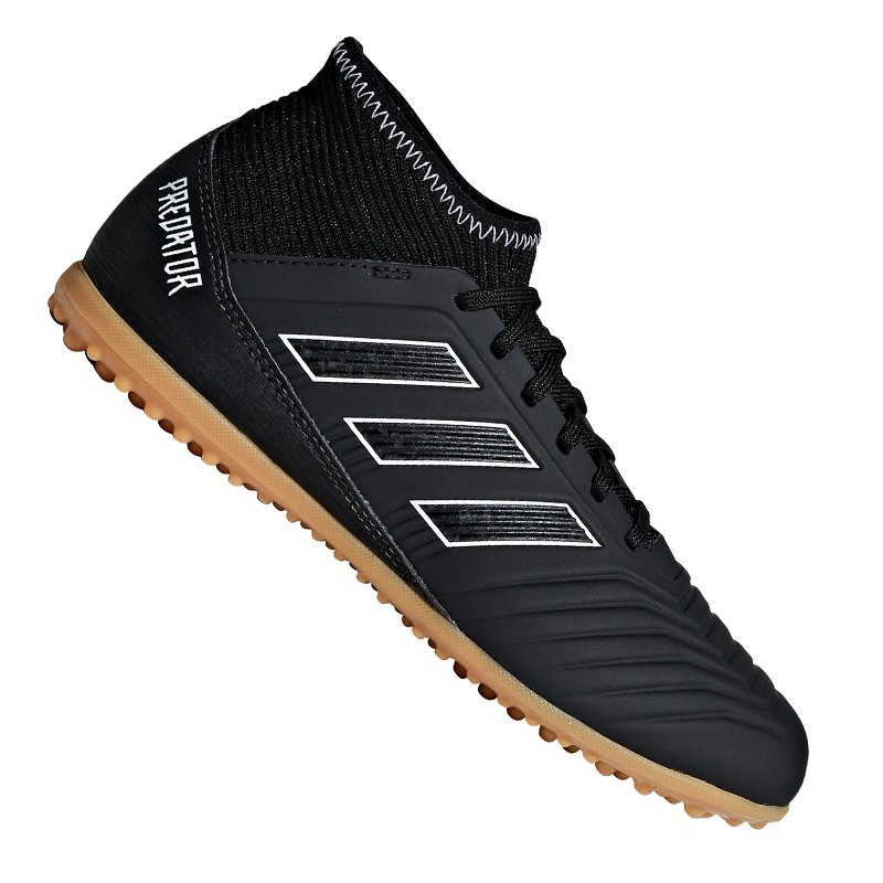 adidas Predator Tango 18.3 TF J Kids Schwarz - schwarz