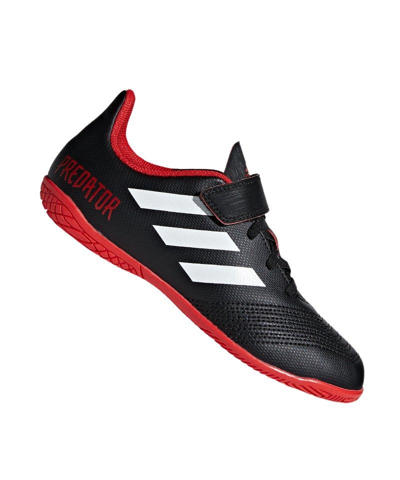 adidas Predator Tango 18.4 IN Kids H&L Schwarz - schwarz