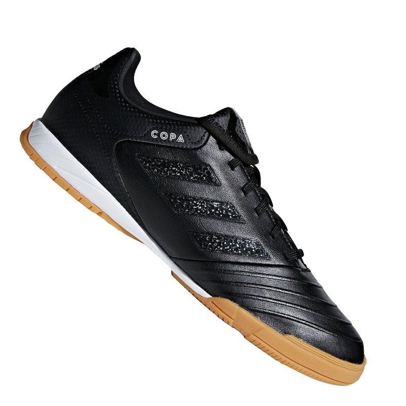 adidas COPA Tango 18.3 IN Halle Schwarz - schwarz