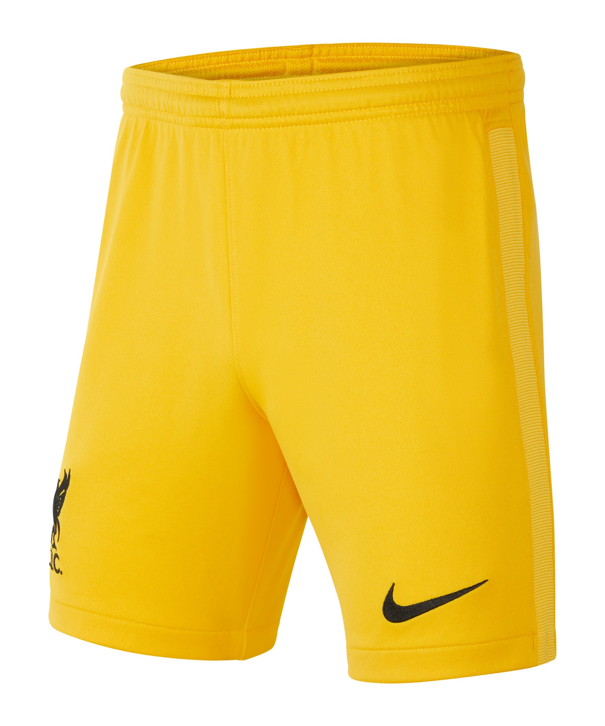 Nike FC Liverpool Torwartshort 2021/2022 Kids F739 - gelb