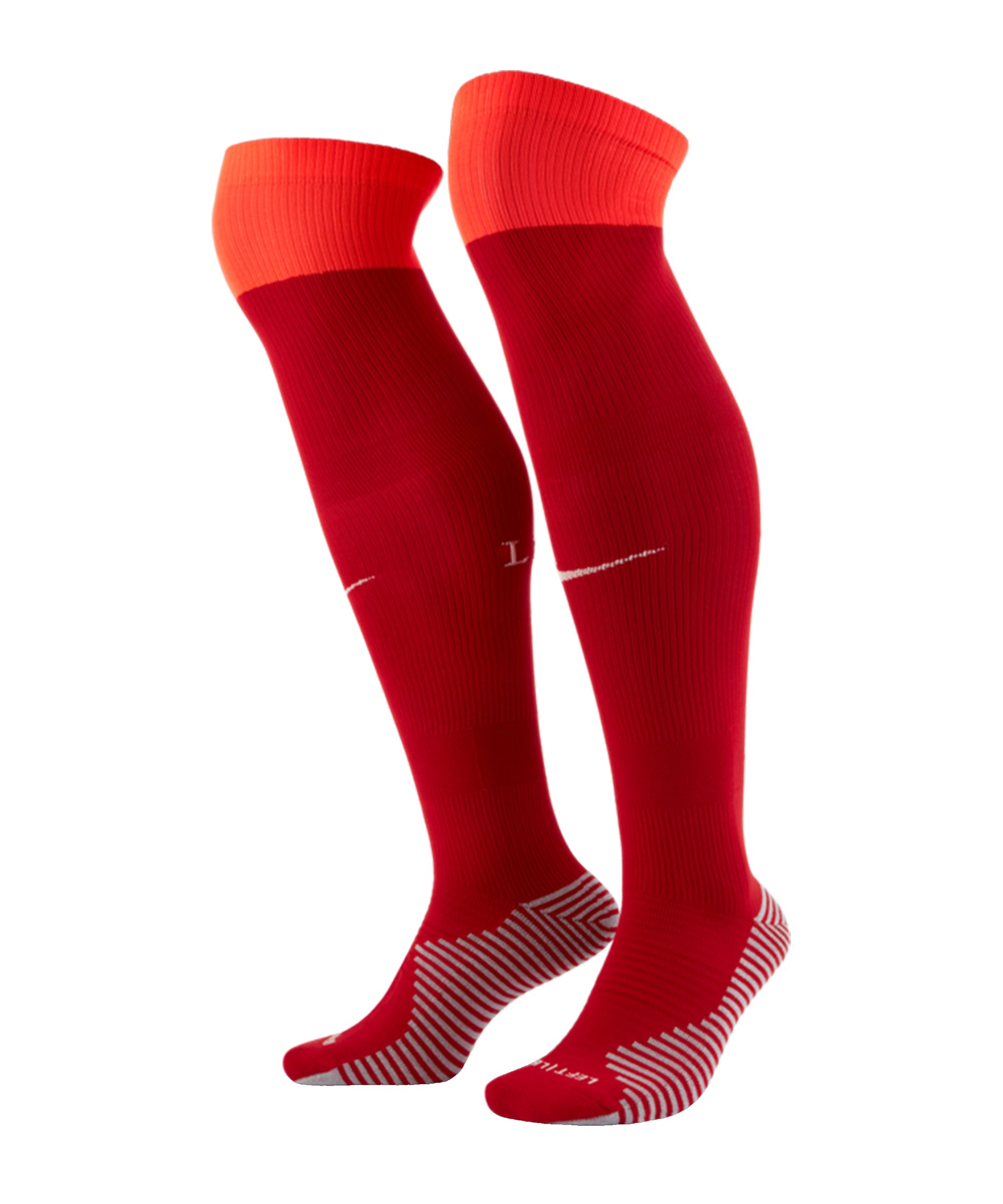 Nike FC Liverpool Stutzen Home 2021/2022 F687 - rot