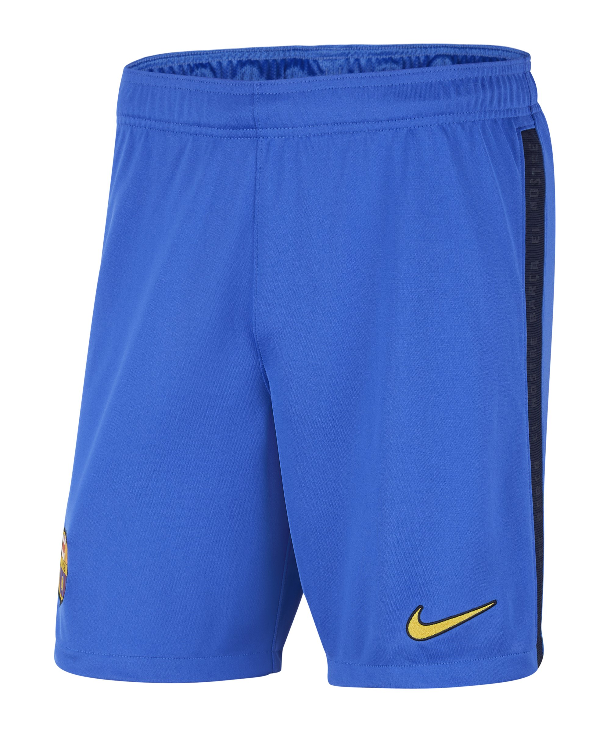 Nike FC Barcelona Short UCL 2021/2022 Blau F405 - blau