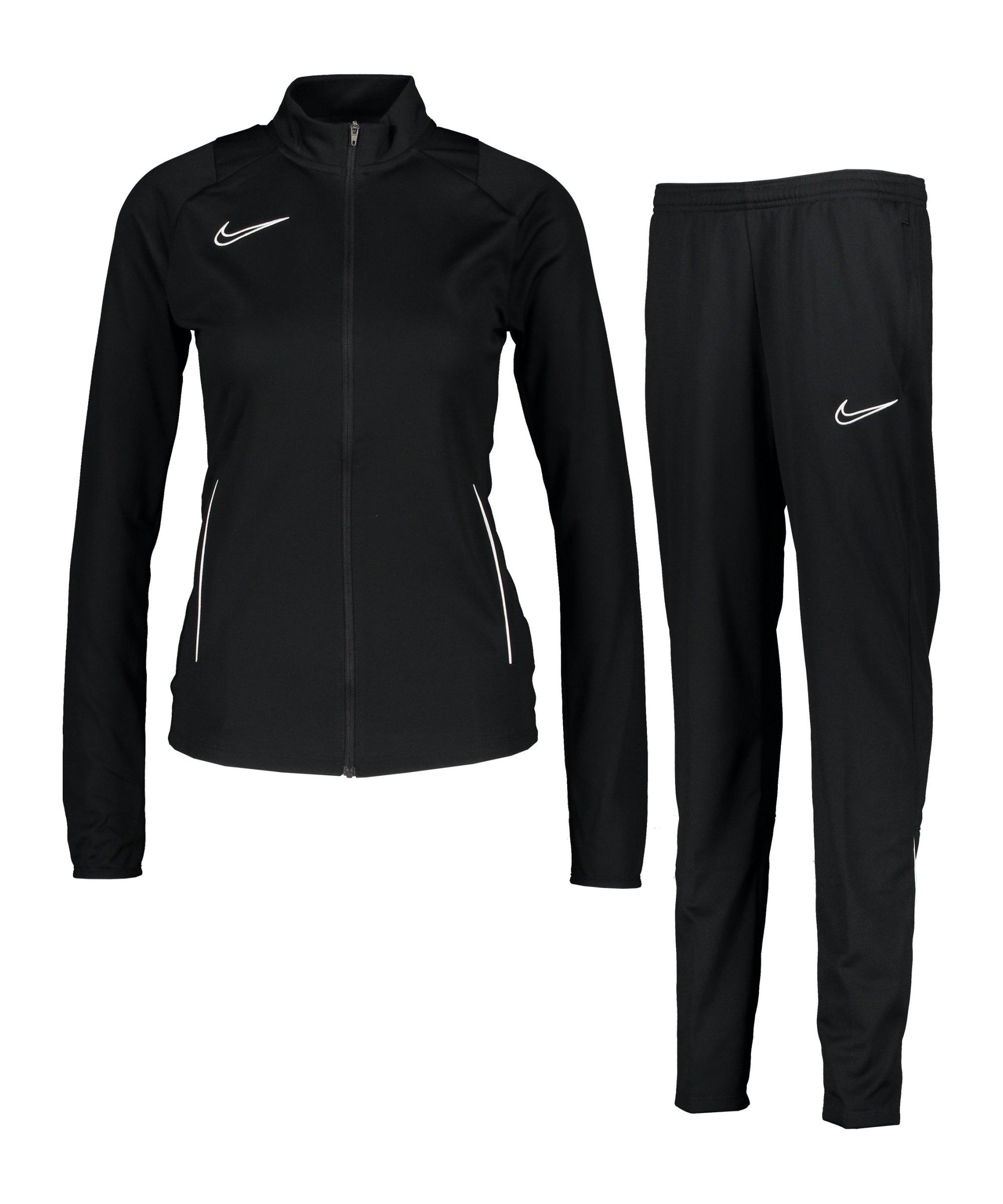 Nike Academy 21 Trainingsanzug Damen F010 - schwarz