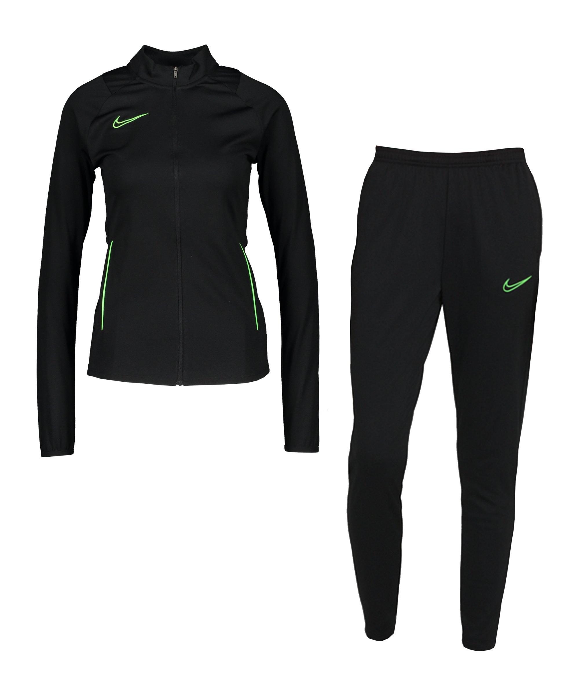 Nike Academy 21 Trainingsanzug Damen F011 - schwarz