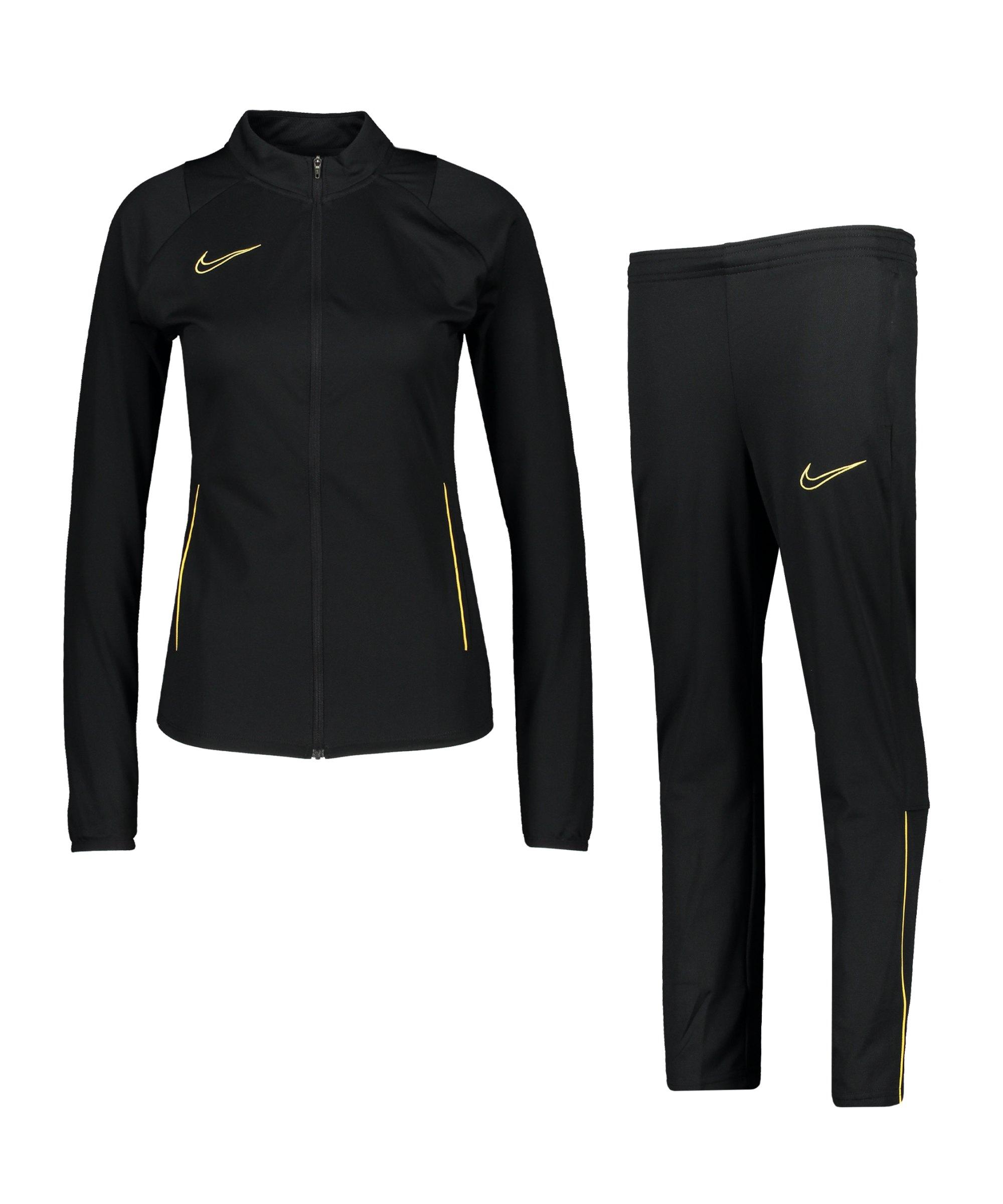 Nike Academy 21 Trainingsanzug Damen F013 - schwarz