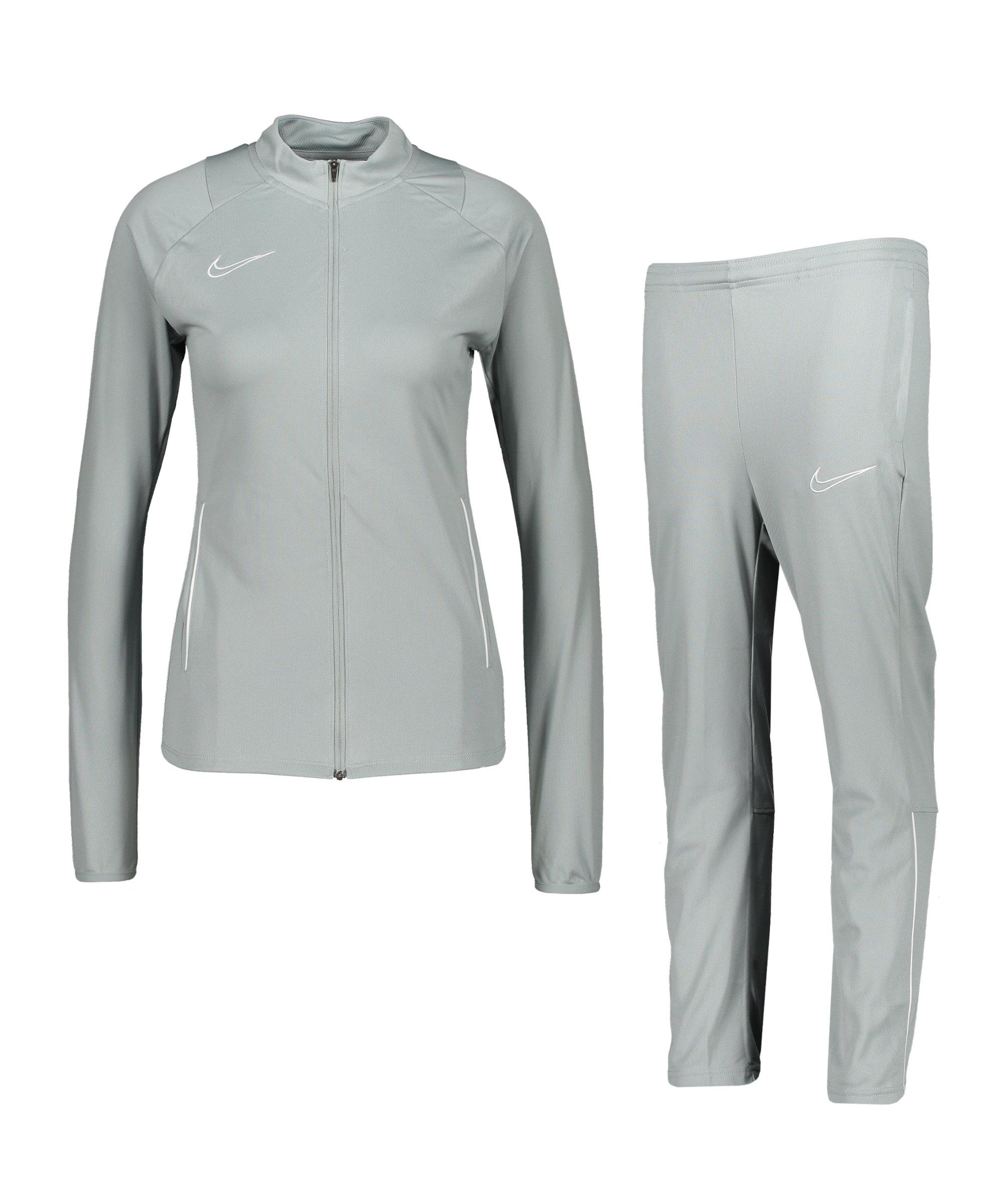 Nike Academy 21 Trainingsanzug Damen F019 - grau