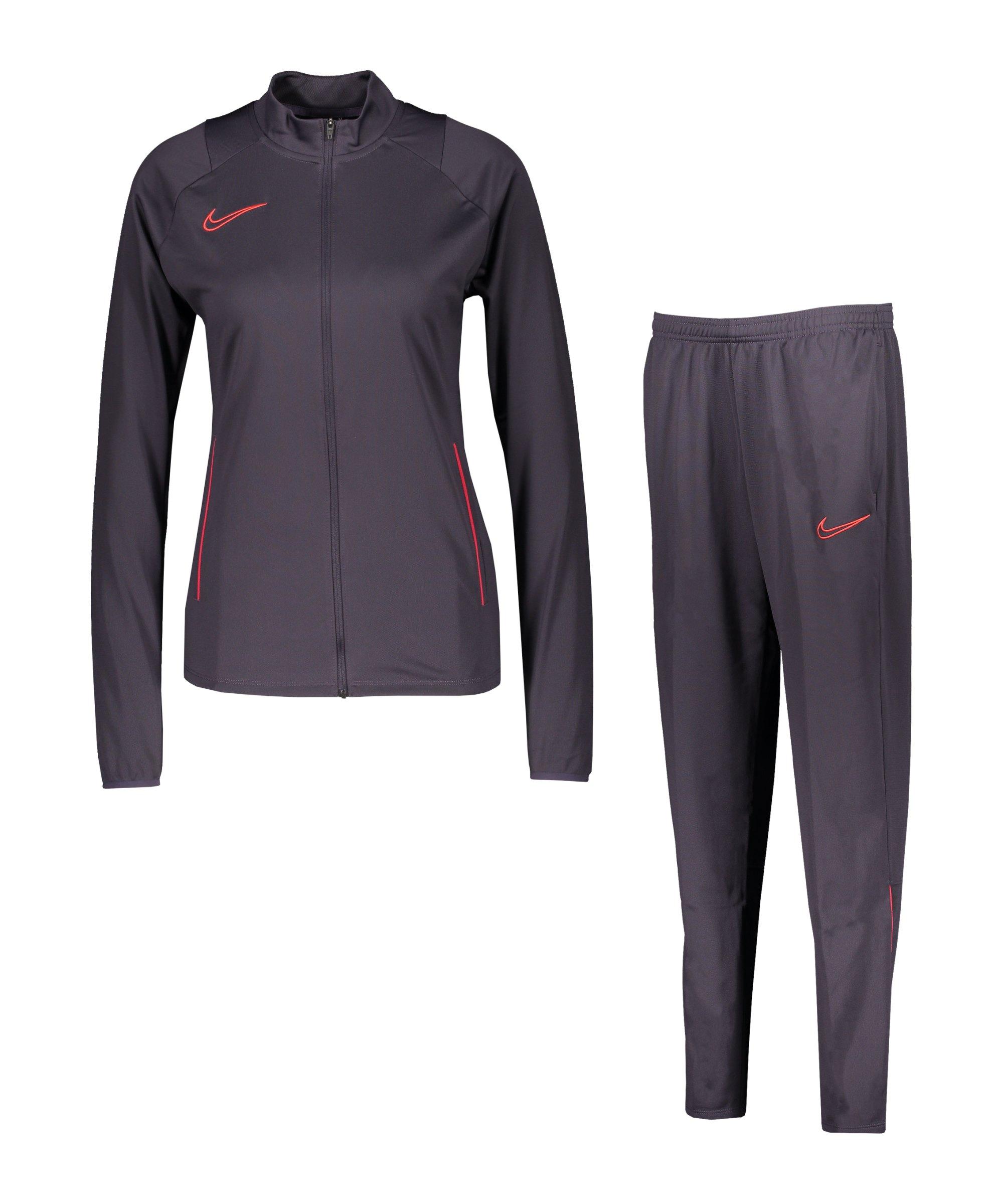 Nike Academy 21 Trainingsanzug Damen F573 - lila