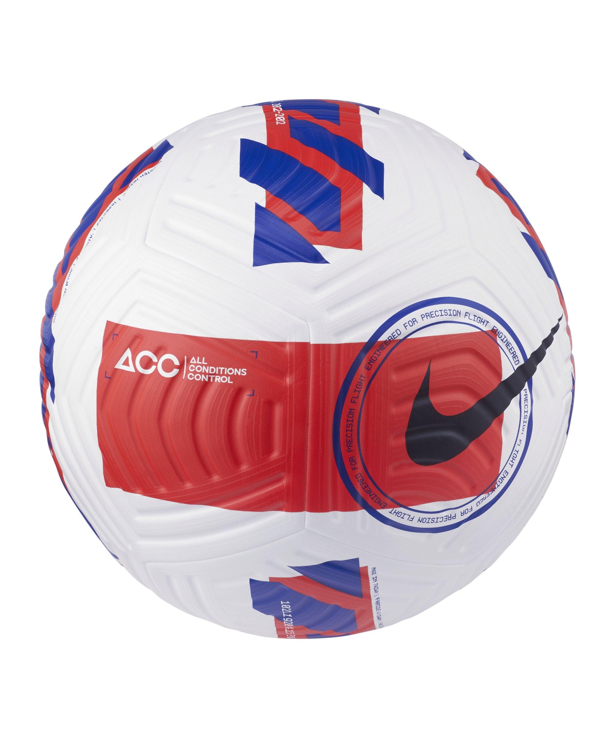 Nike Russland Premier League Flight Spielball F100 - weiss