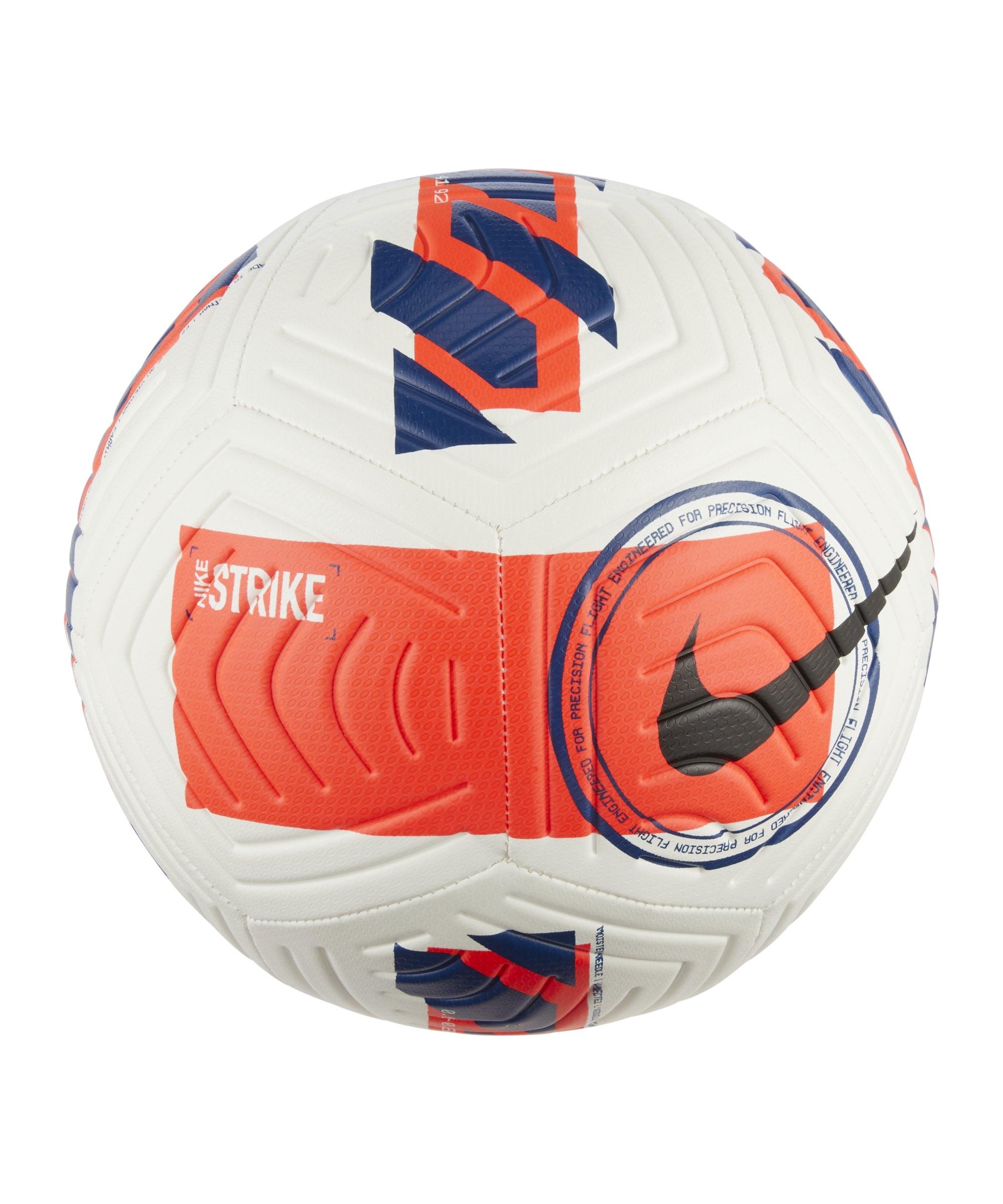 Nike Russland Premier League Strike Ball F100 - weiss