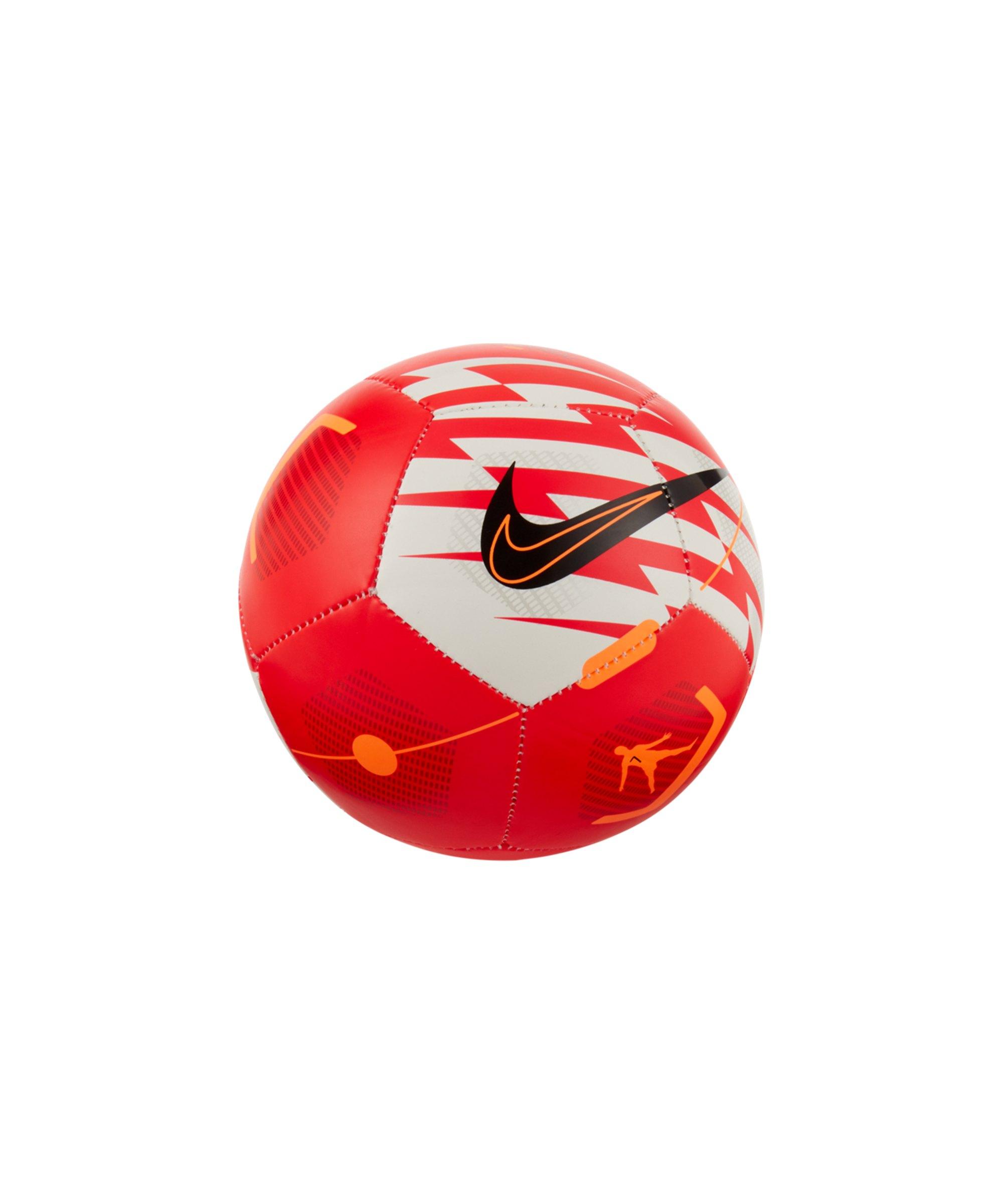 Nike CR7 Skills Miniball Rot F635 - rot