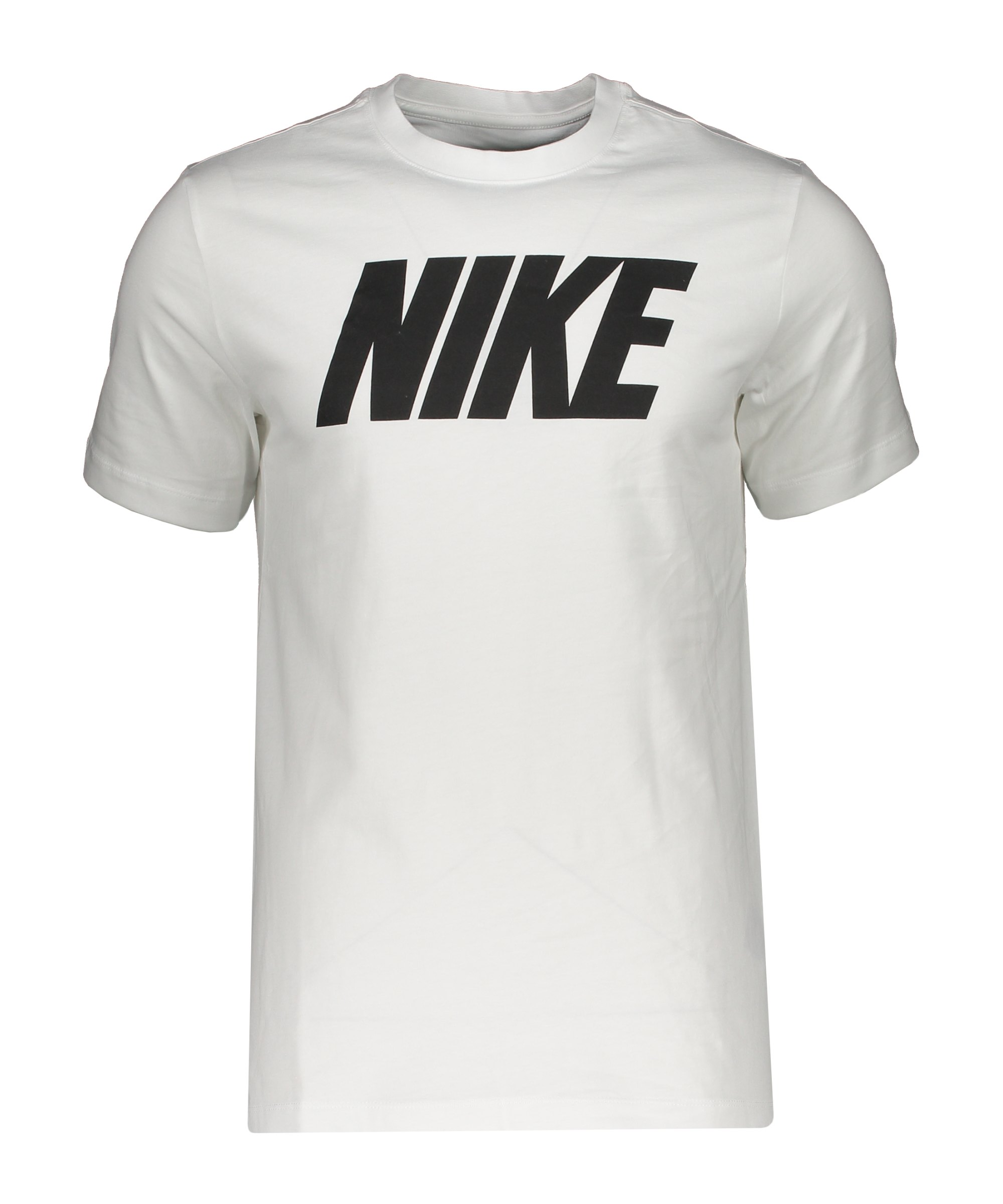 Nike Icon Block T-Shirt Weiss F100 - weiss