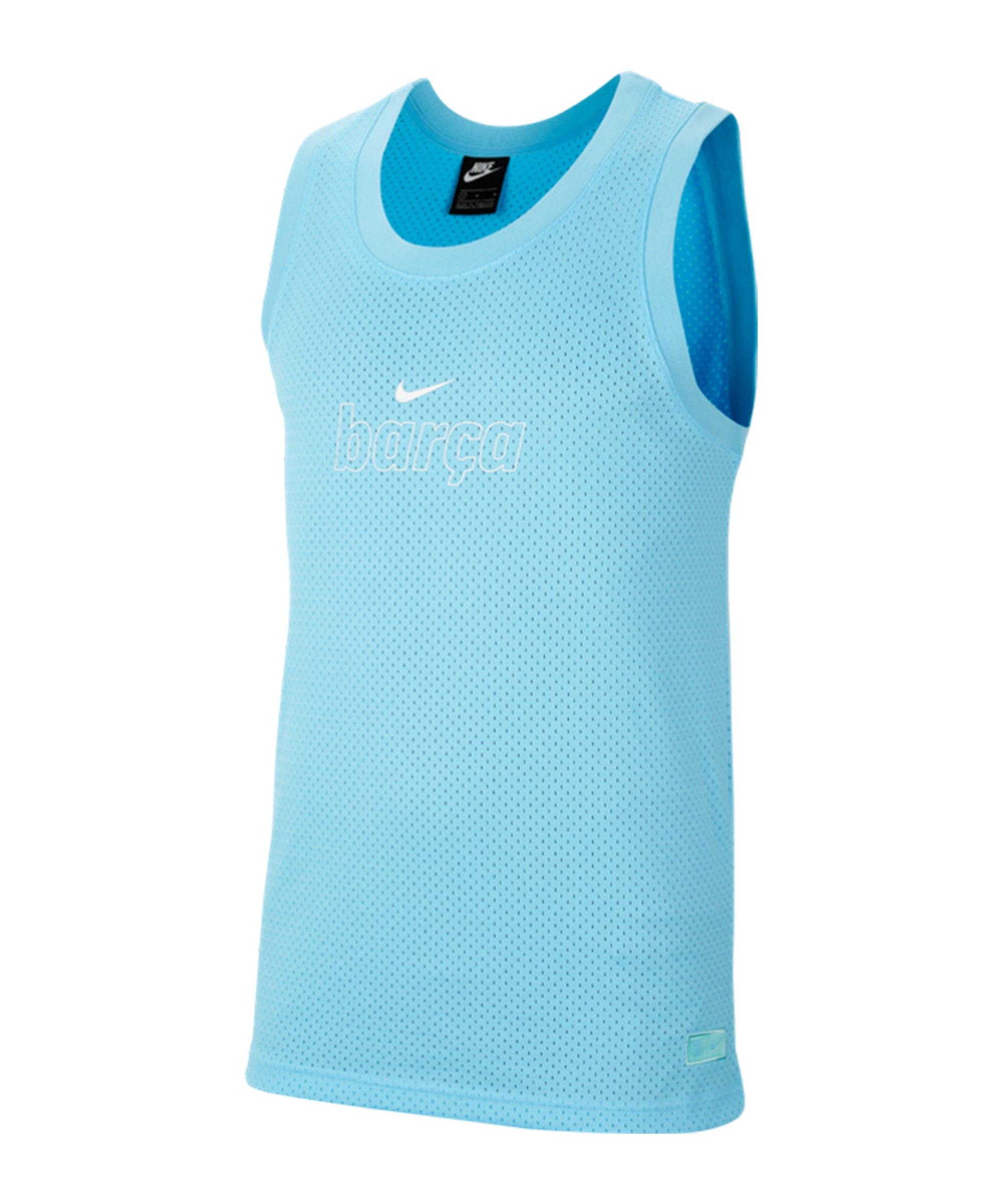 Nike FC Barcelona Tanktop Blau F425 - blau