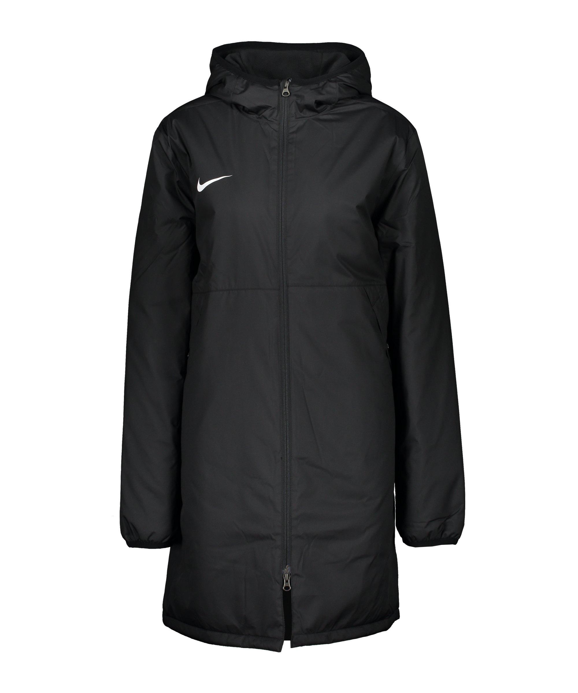 Nike Park 20 Winterjacke Damen Schwarz F010 - schwarz