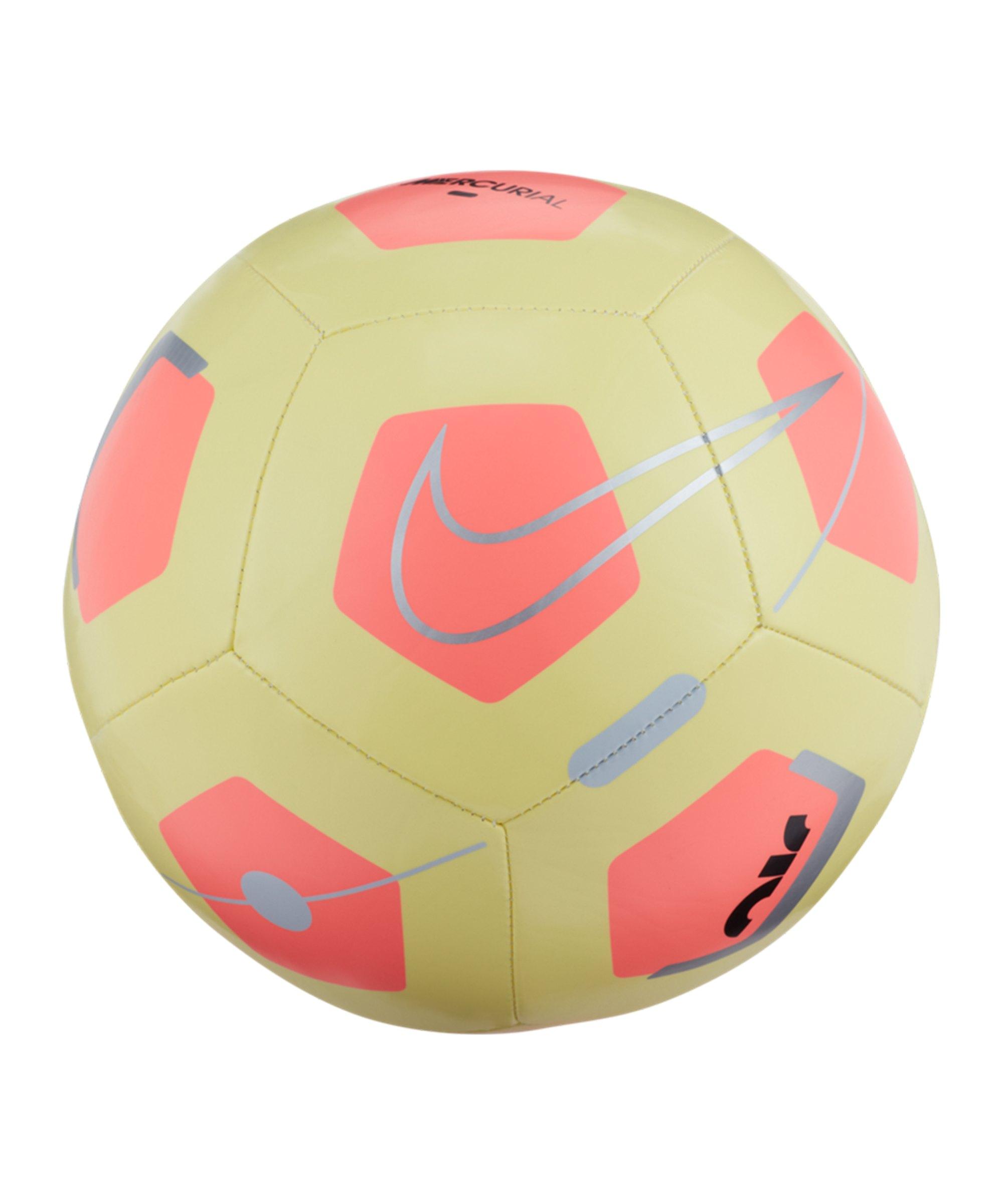 Nike Mercurial Fade Trainingsball Gelb F712 - gelb