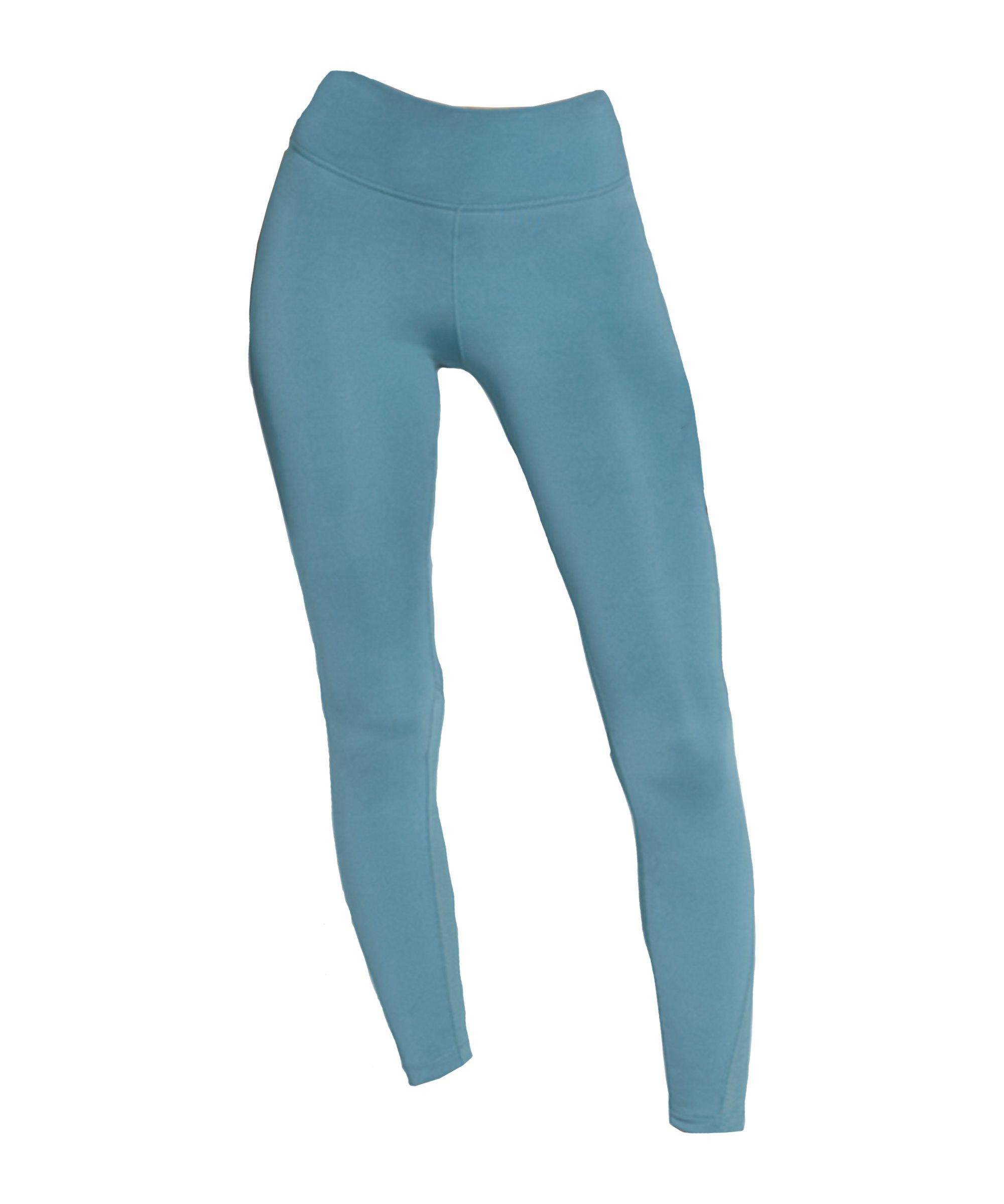 Nike One 7/8 Leggings Training Damen Blau F424 - blau