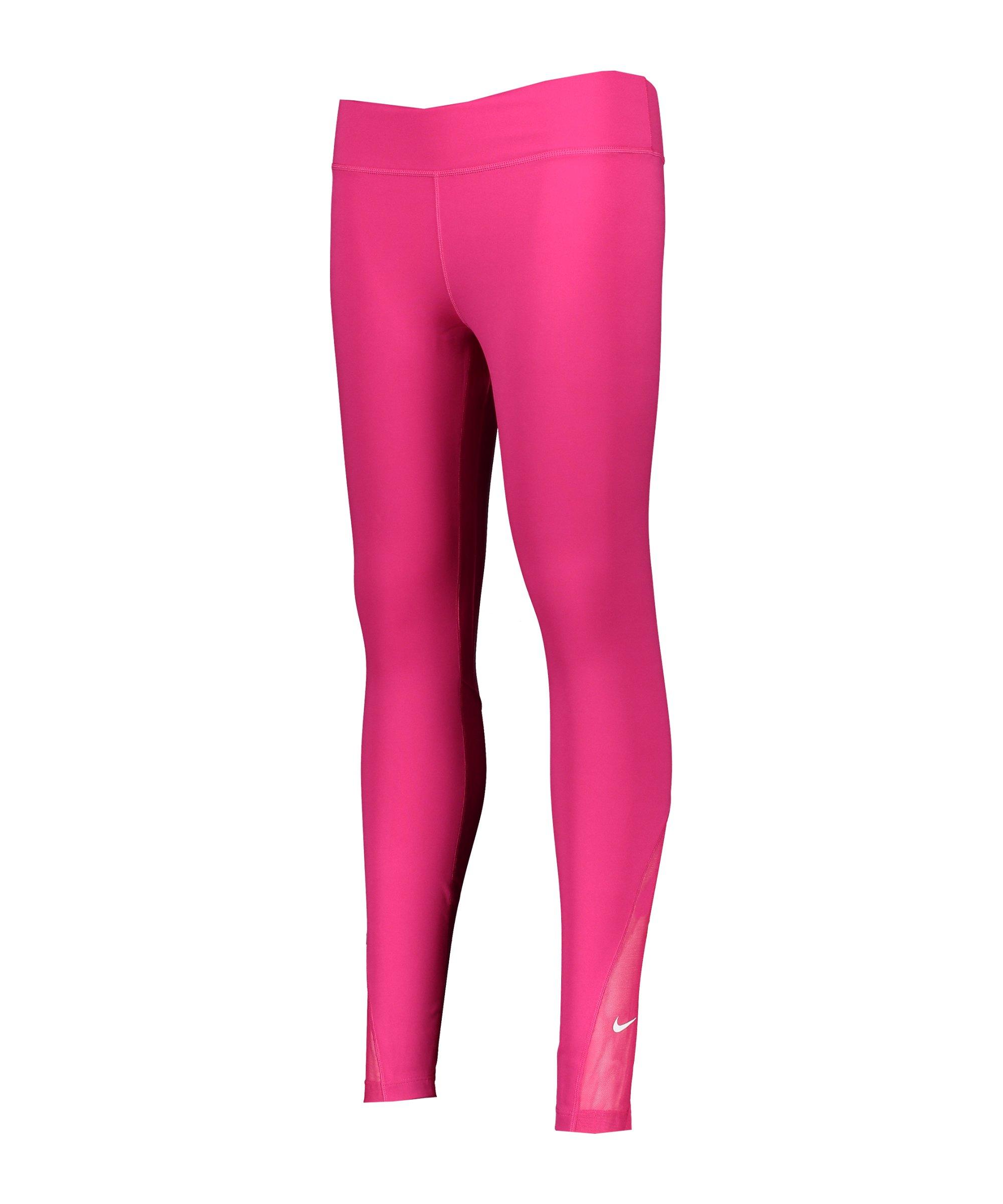 Nike One 7/8 Leggings Training Damen Pink F615 - pink