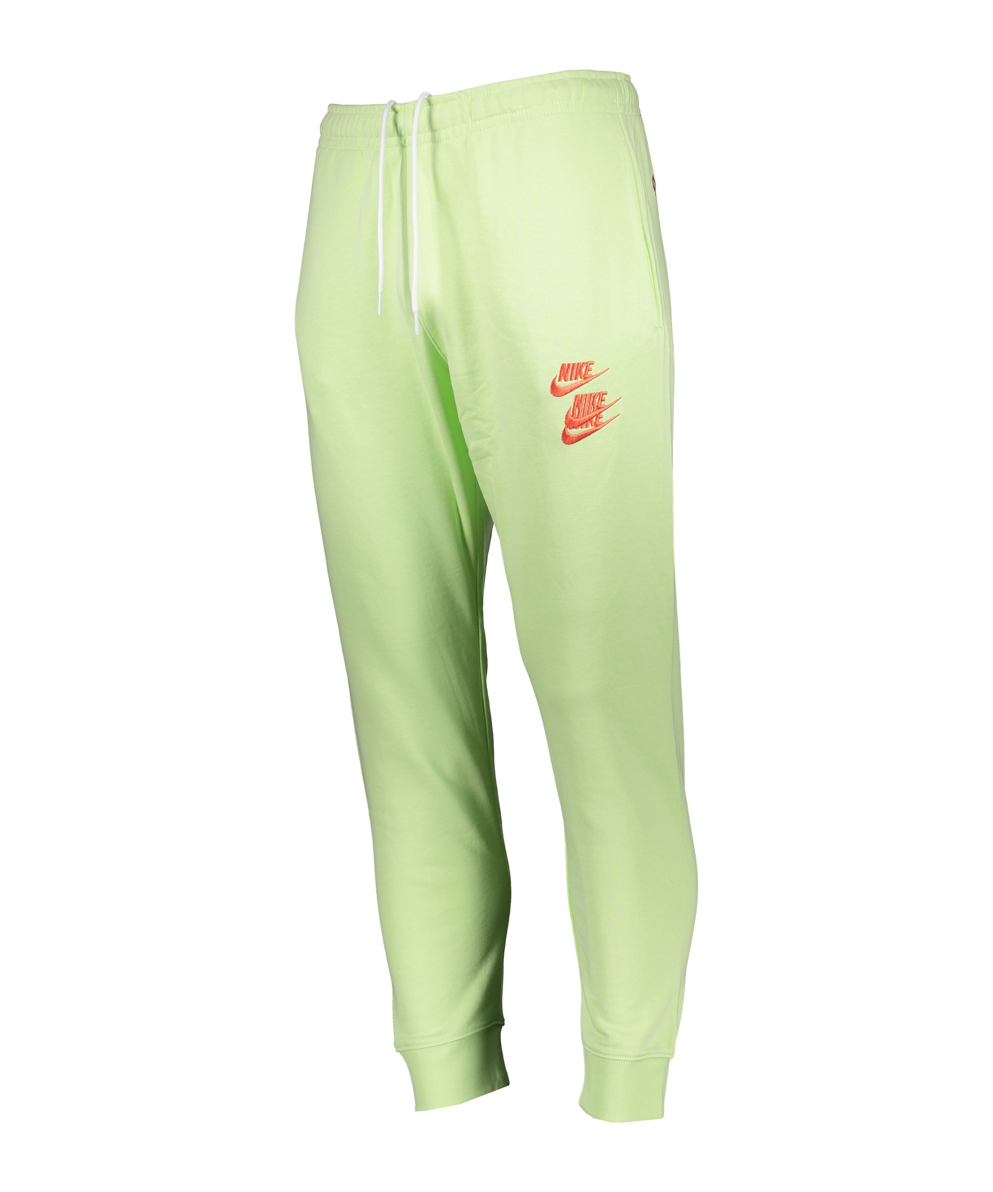 Nike World Tour Jogginghose Grün F383 - gruen