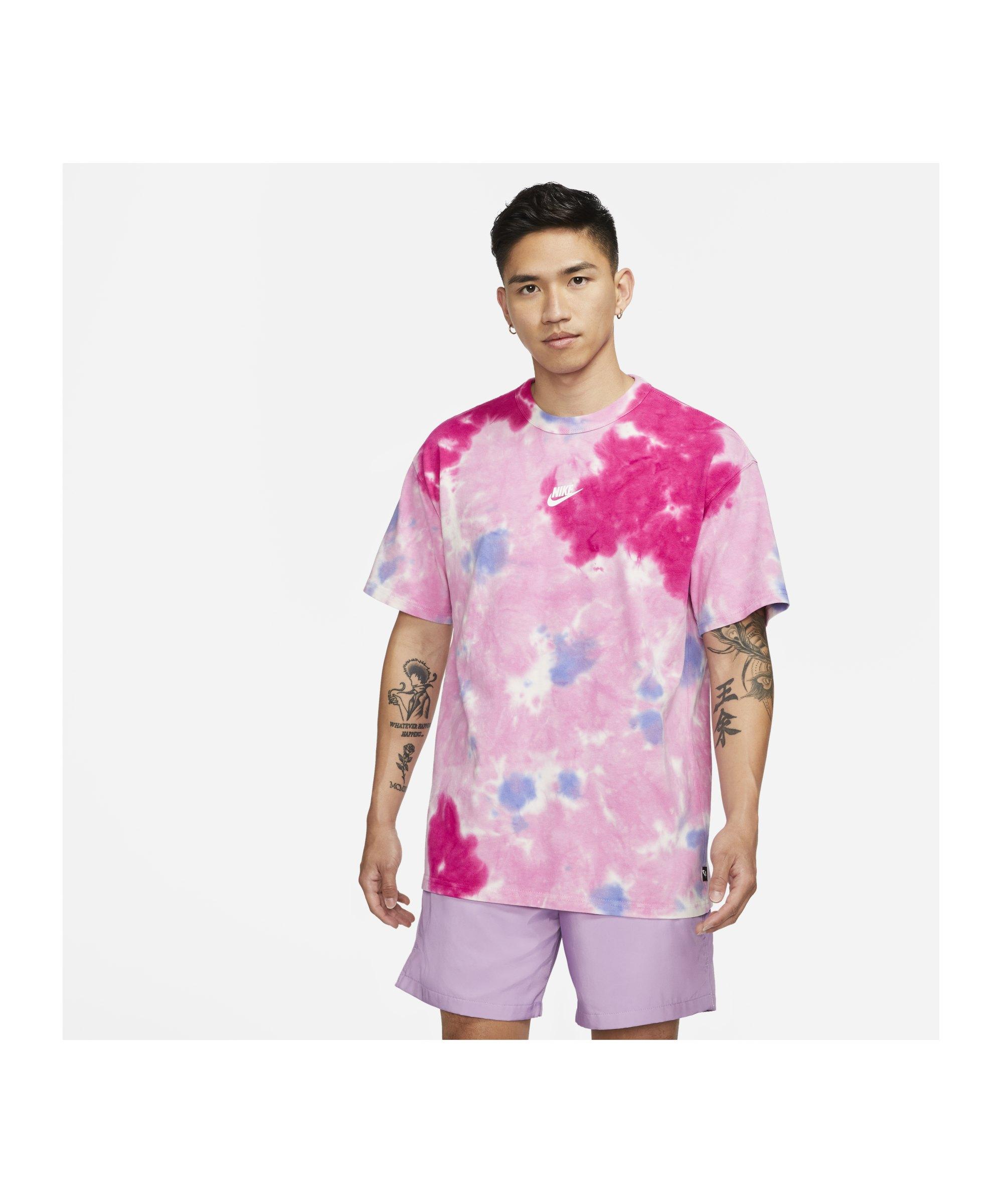 Nike Premium Essential SSNL T-Shirt Rosa Pink F103 - rosa