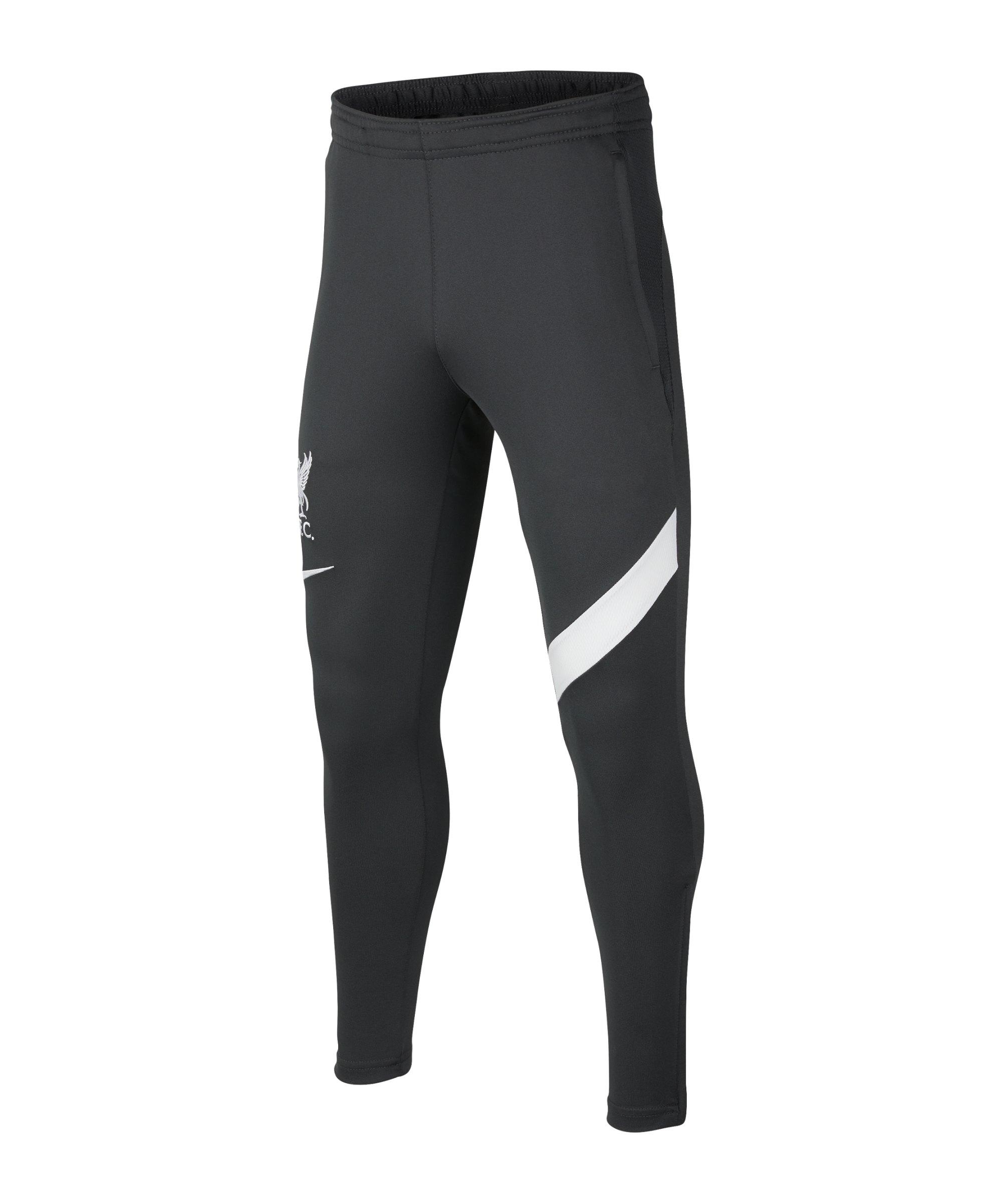 Nike FC Liverpool Trainingshose Kids Grau F060 - grau