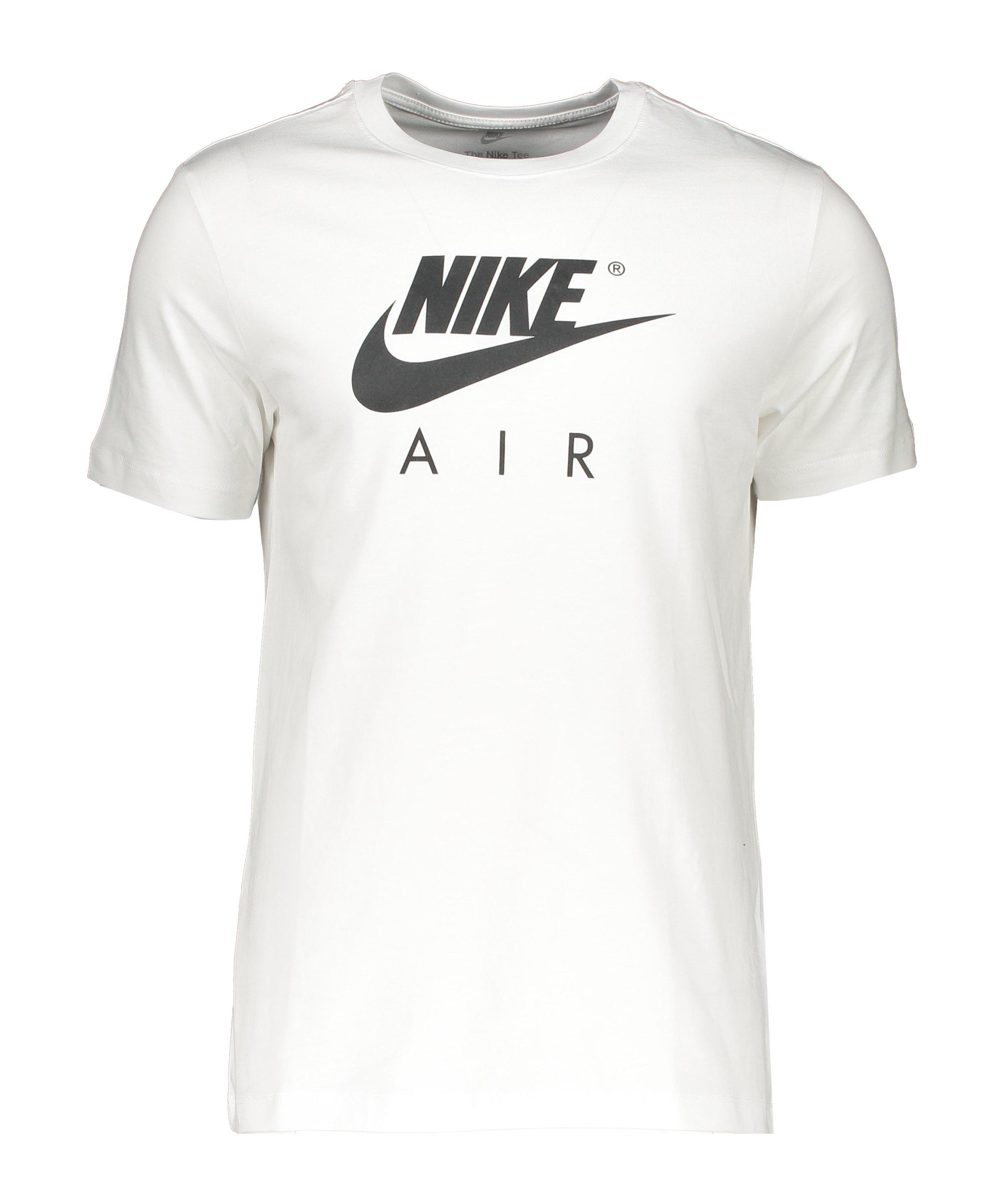 Nike Air T-Shirt Weiss F100 - weiss