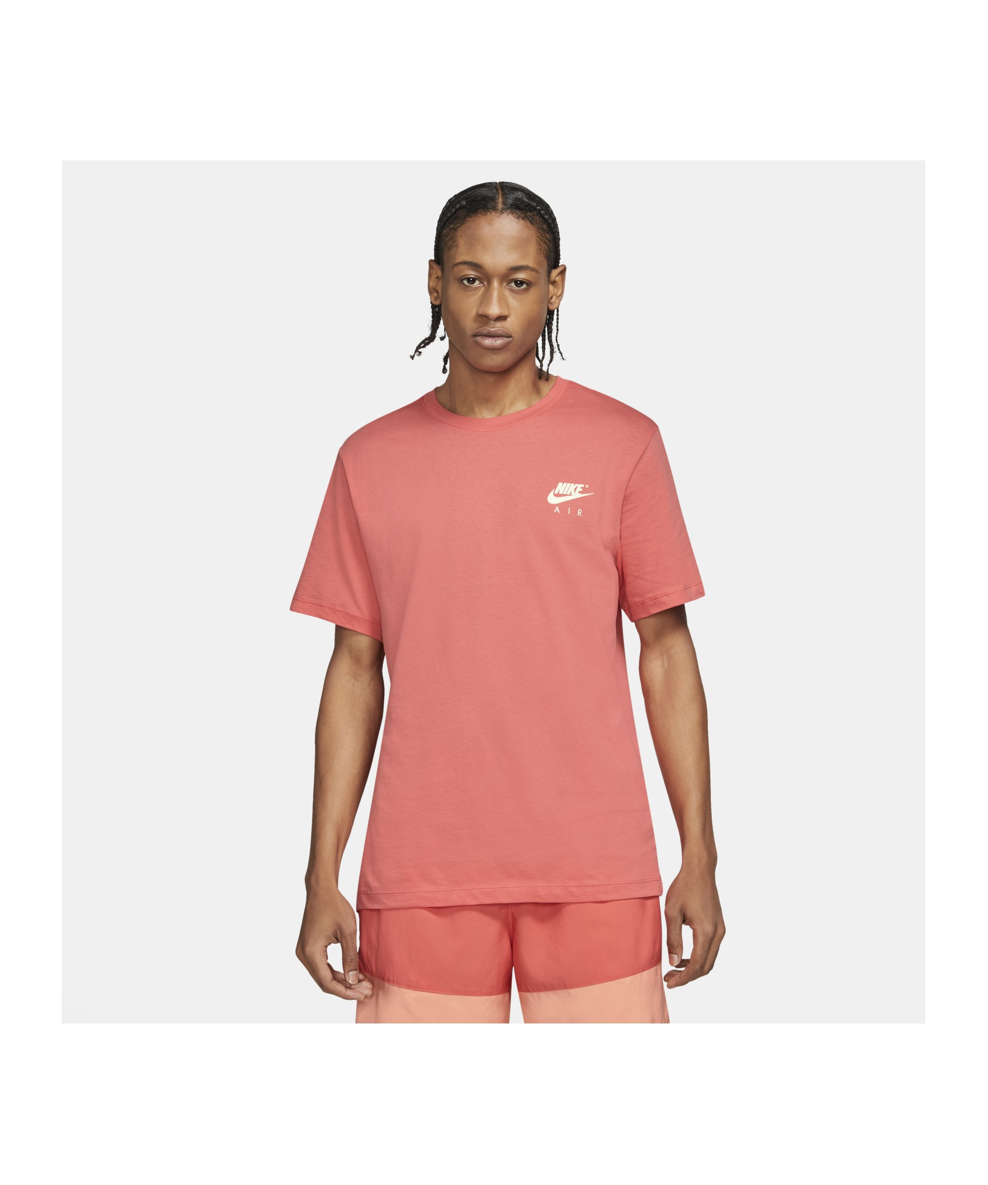 Nike Get Over T-Shirt Rot F814 - rot