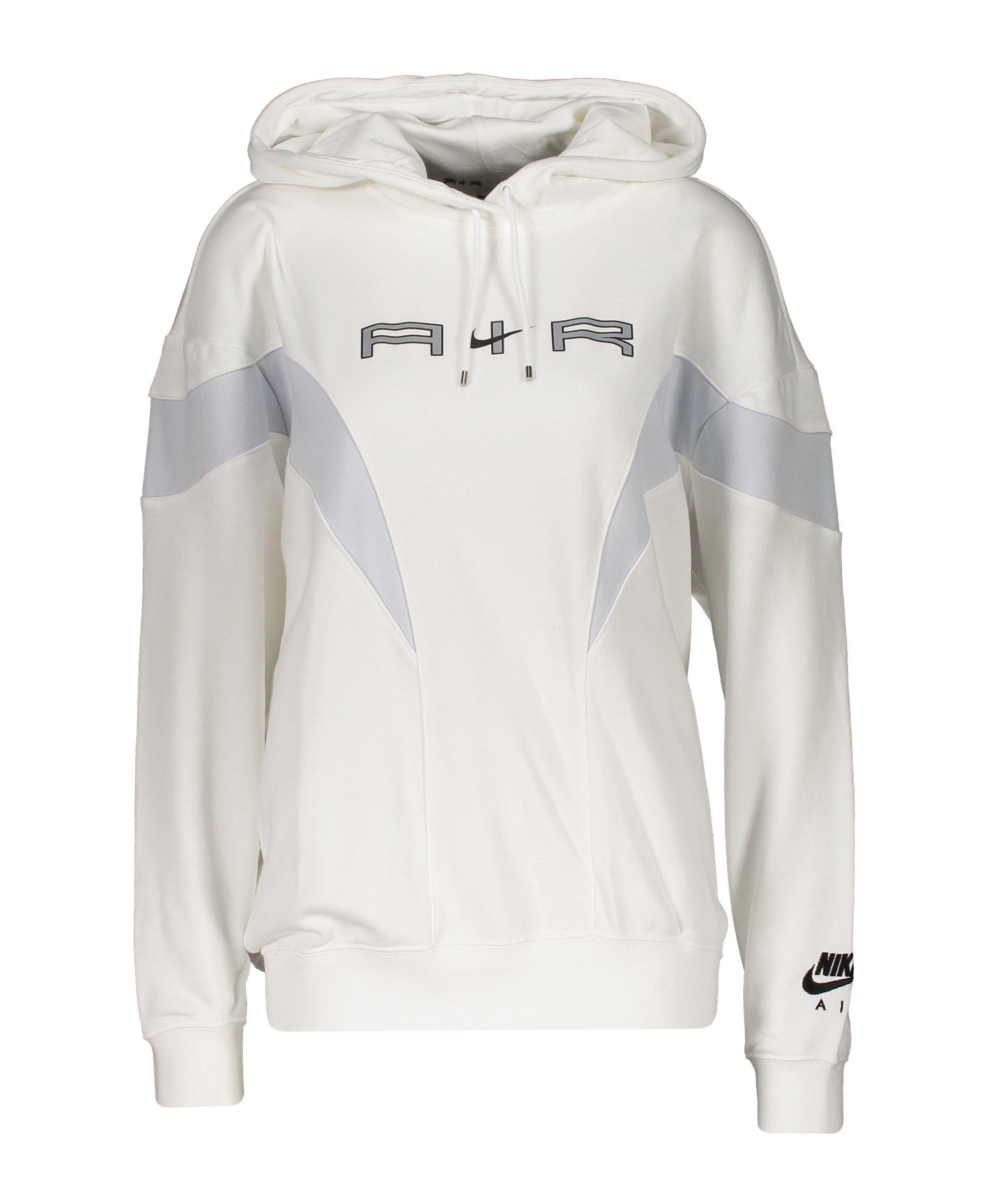 Nike Air Hoody Damen Weiss F100 - weiss