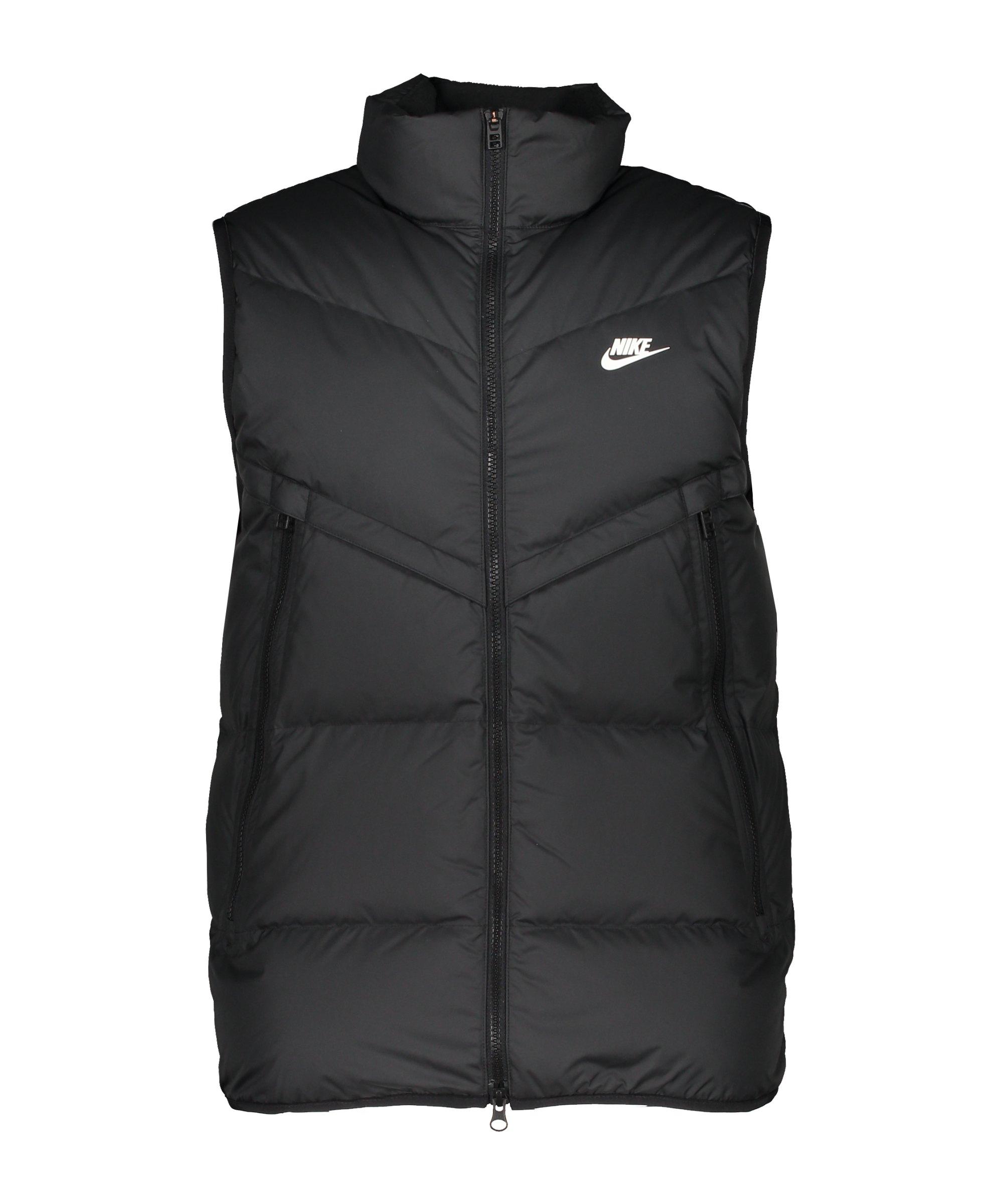 Nike Storm-FIT Weste Schwarz F010 - schwarz