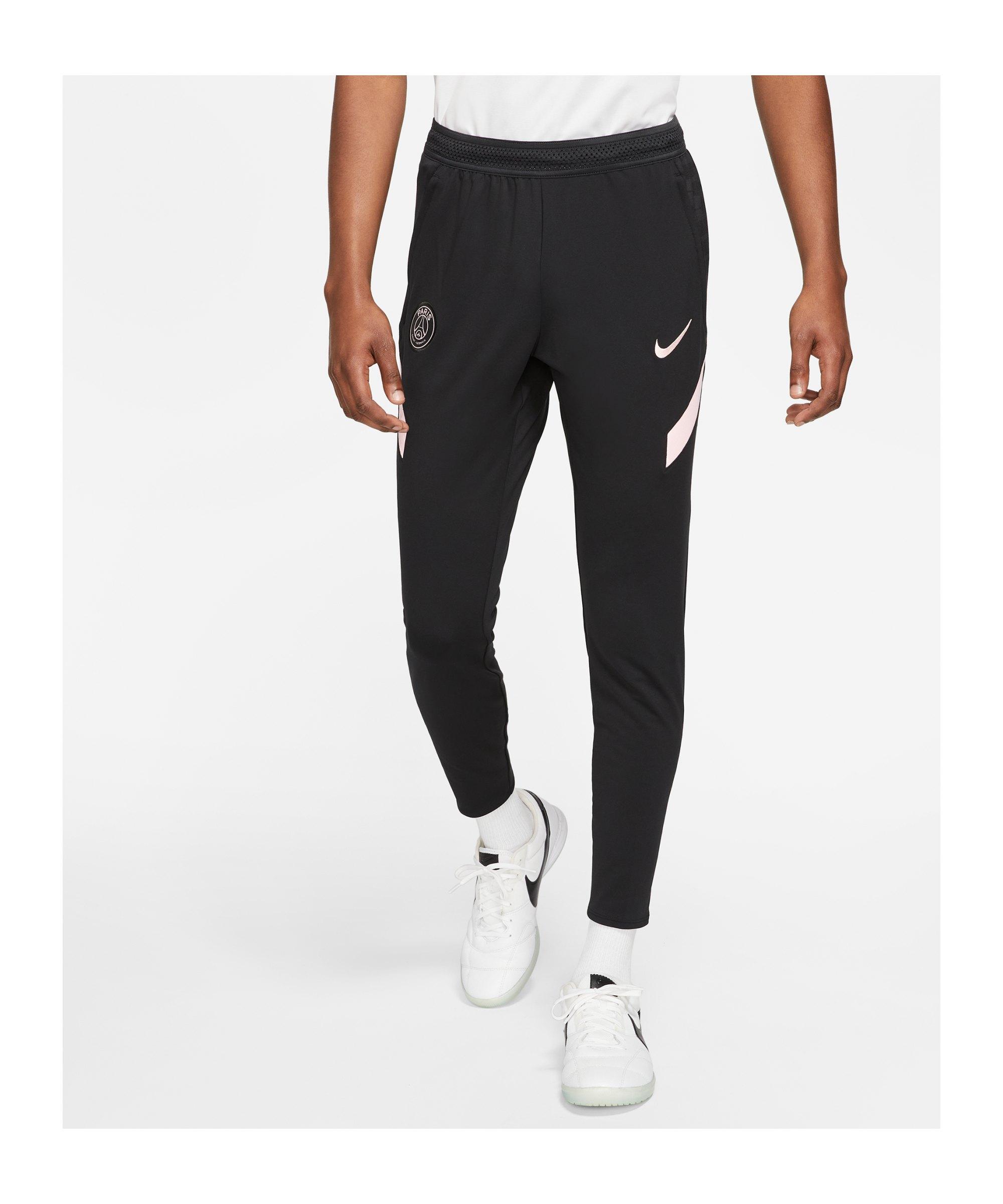 Nike Paris St. Germain Trainingshose Schwarz F010 - schwarz